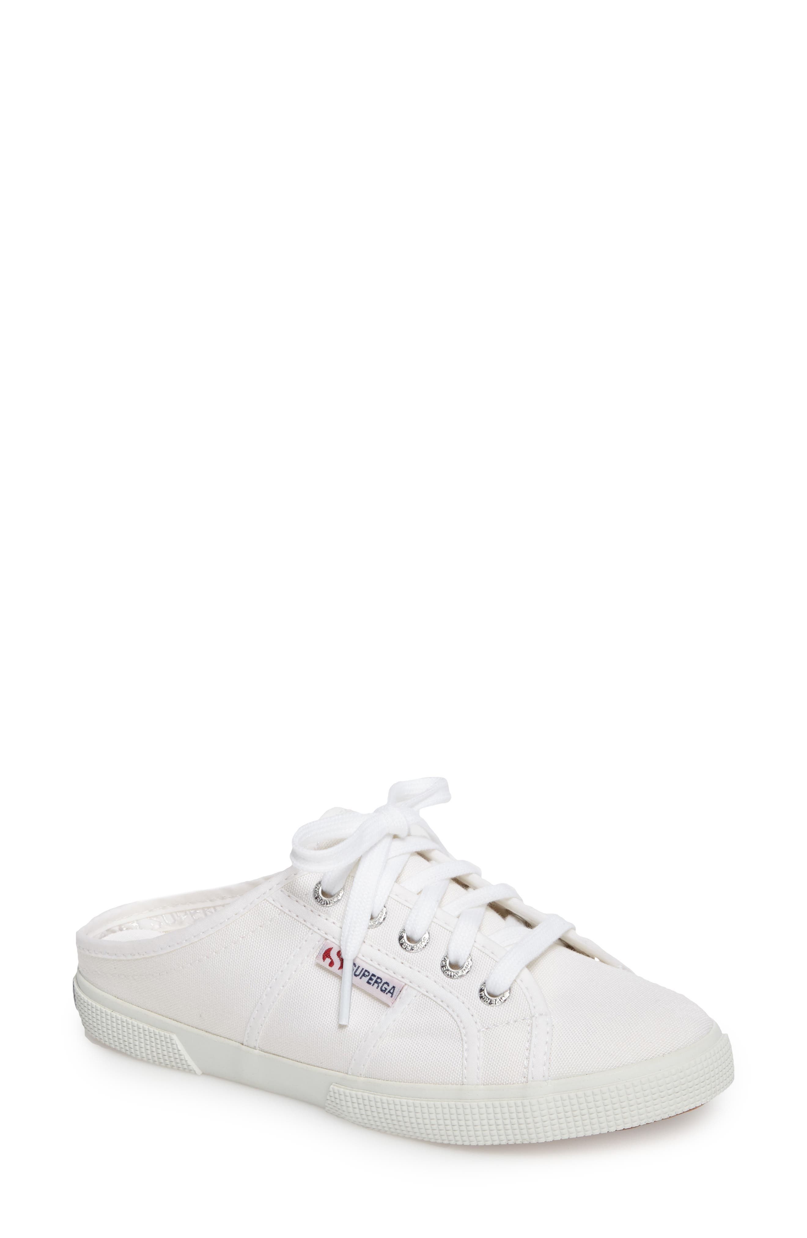 Alternate Image 1 Selected - Superga 2288 Sneaker Mule (Women)