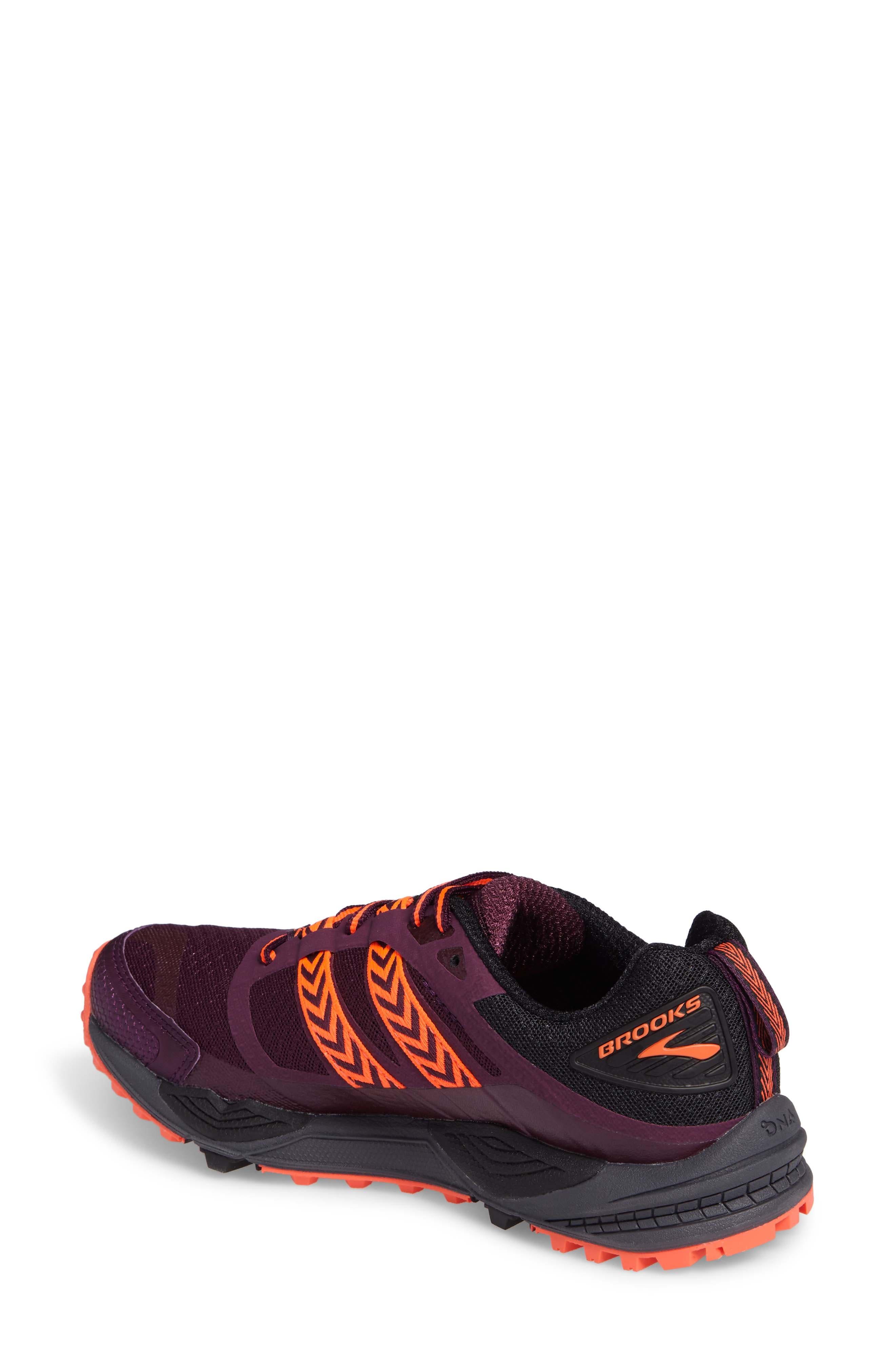 Alternate Image 2  - Brooks Cascadia 12 Trail Running Shoe (Women)