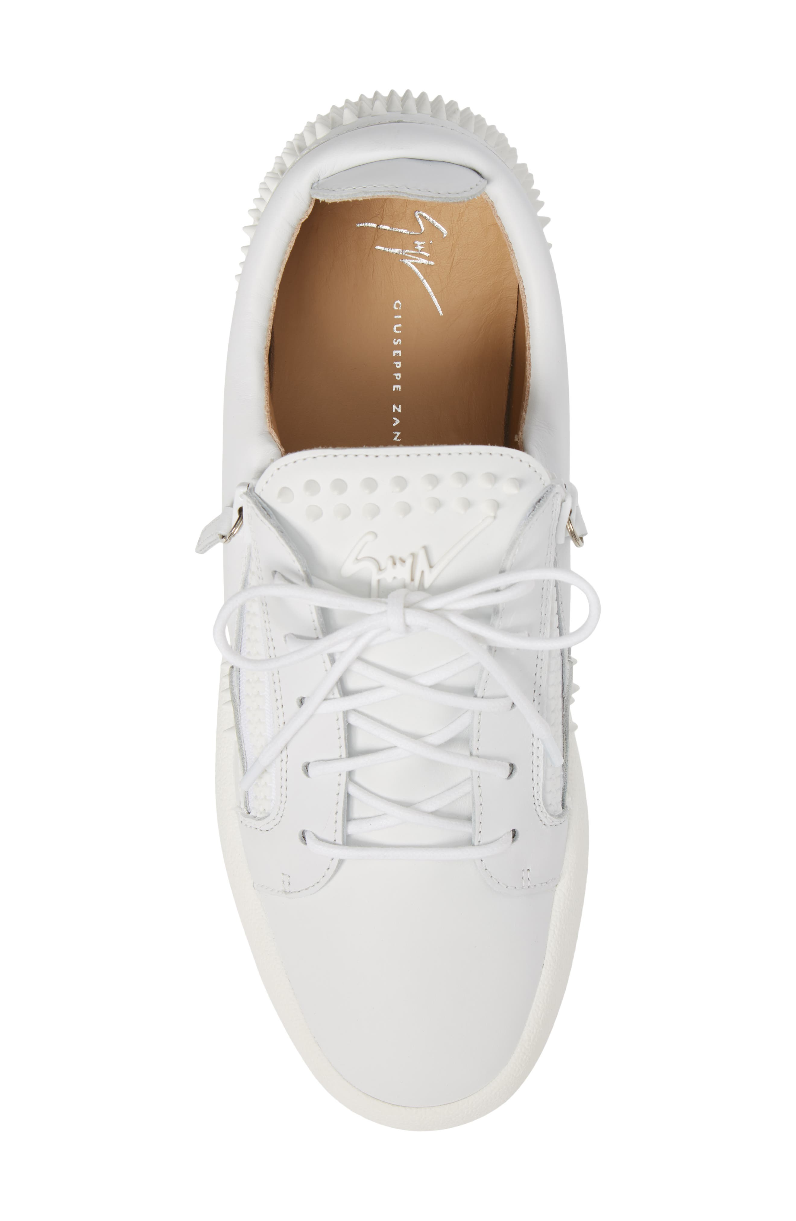 Alternate Image 5  - Giuseppe Zanotti Low-Top Sneaker (Men)