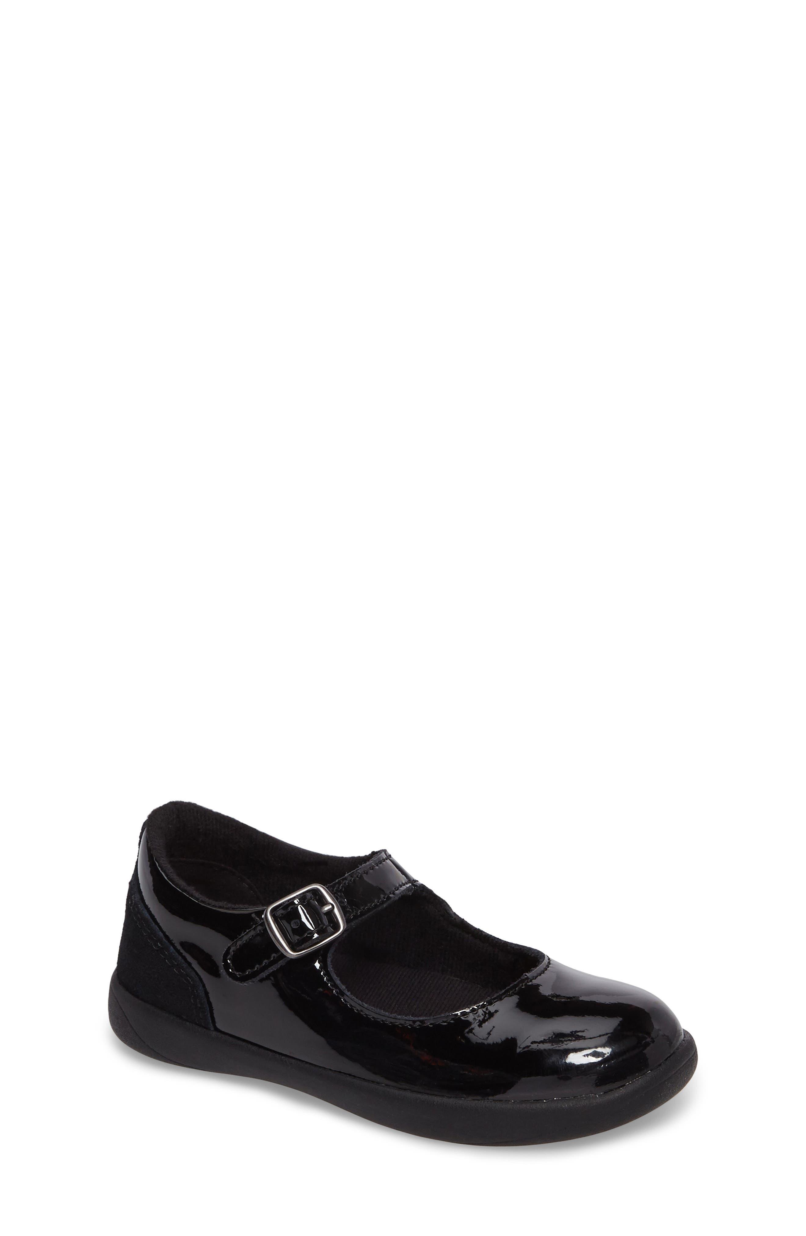 black blazer shoes