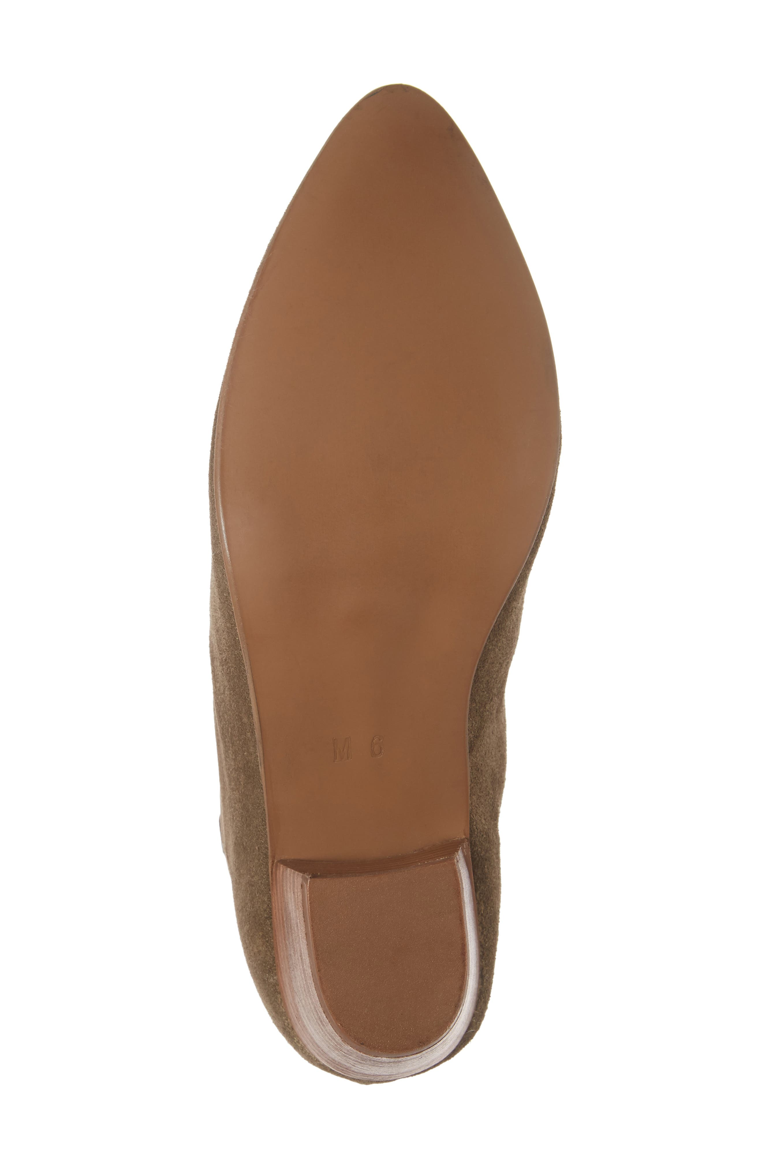 Wildcat Bootie,                             Alternate thumbnail 6, color,                             Taupe Suede