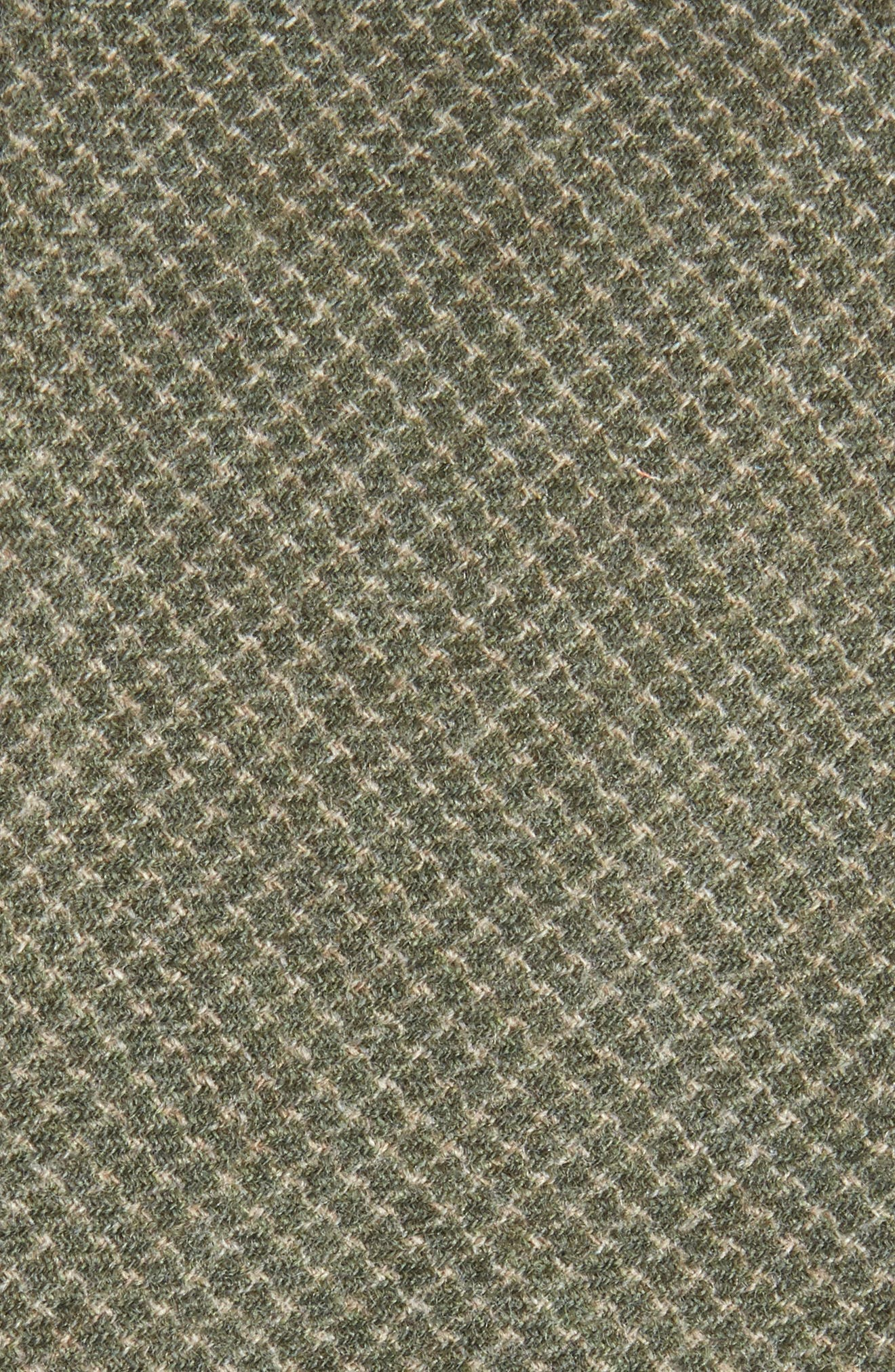 Alternate Image 2  - Michael Bastian Geometric Wool Tie