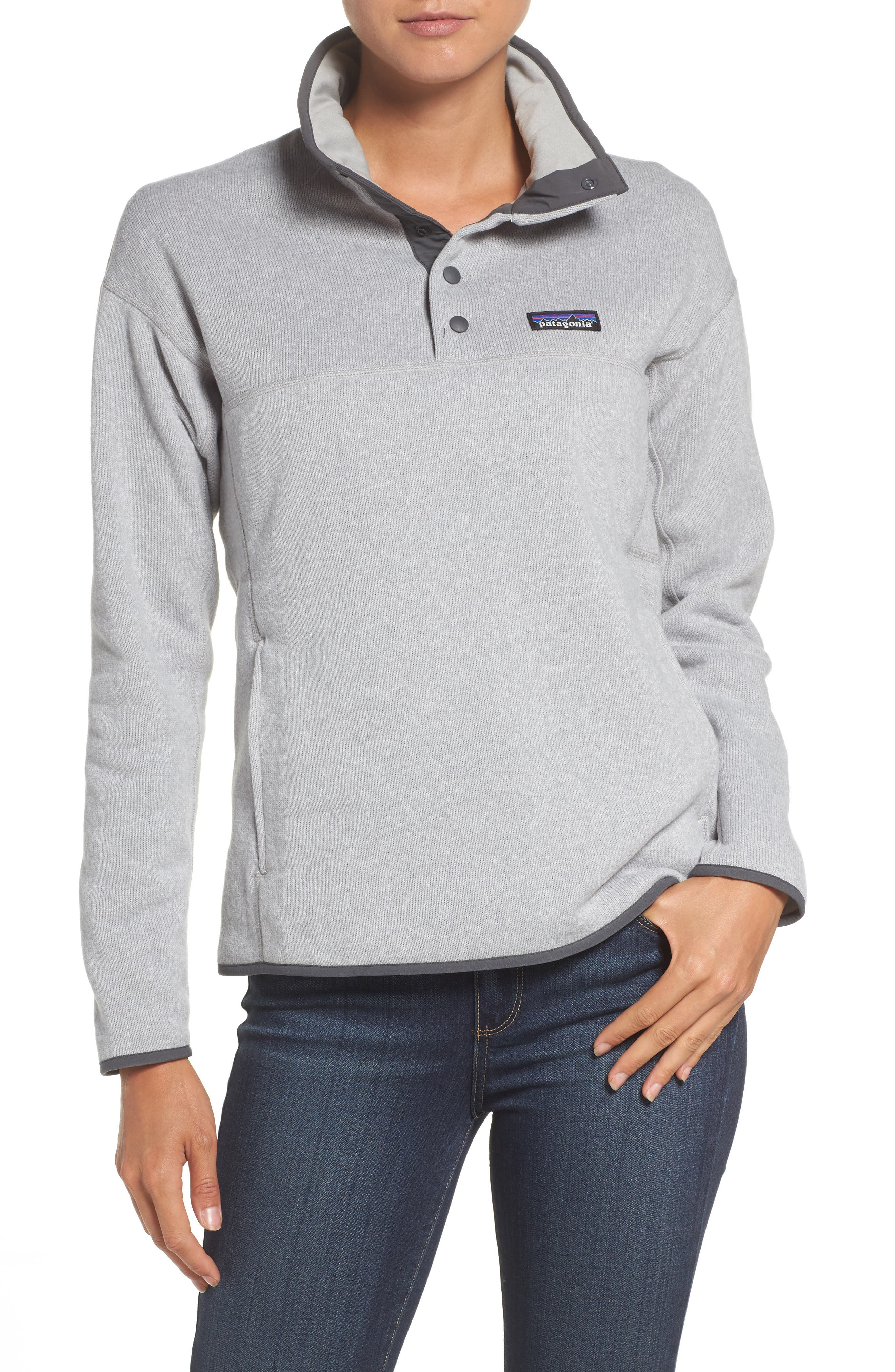 Alternate Image 1 Selected - Patagonia Lightweight Better Sweater Fleece