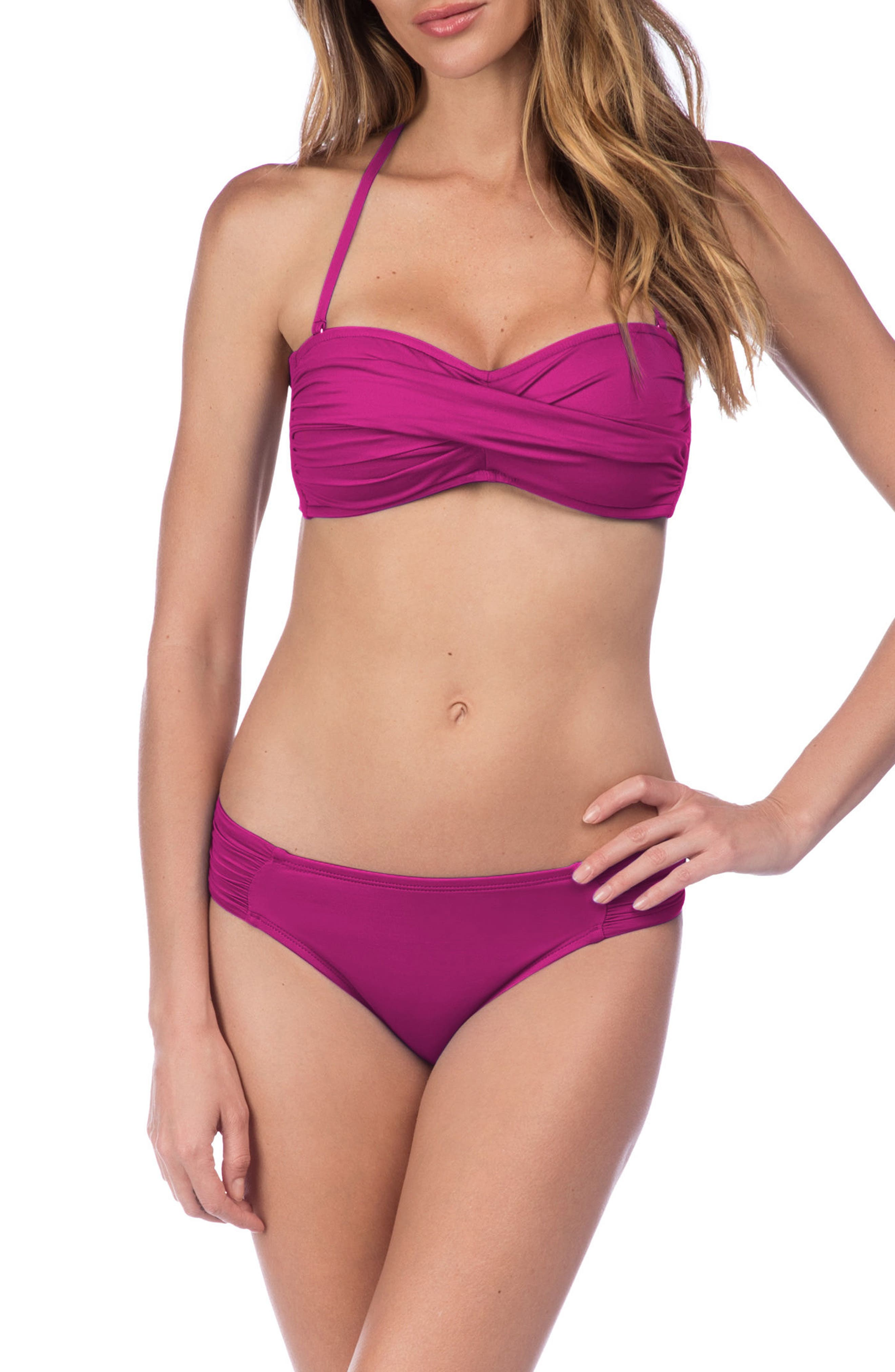 La Blanca 'Island Goddess' Soft Cup Bikini Top