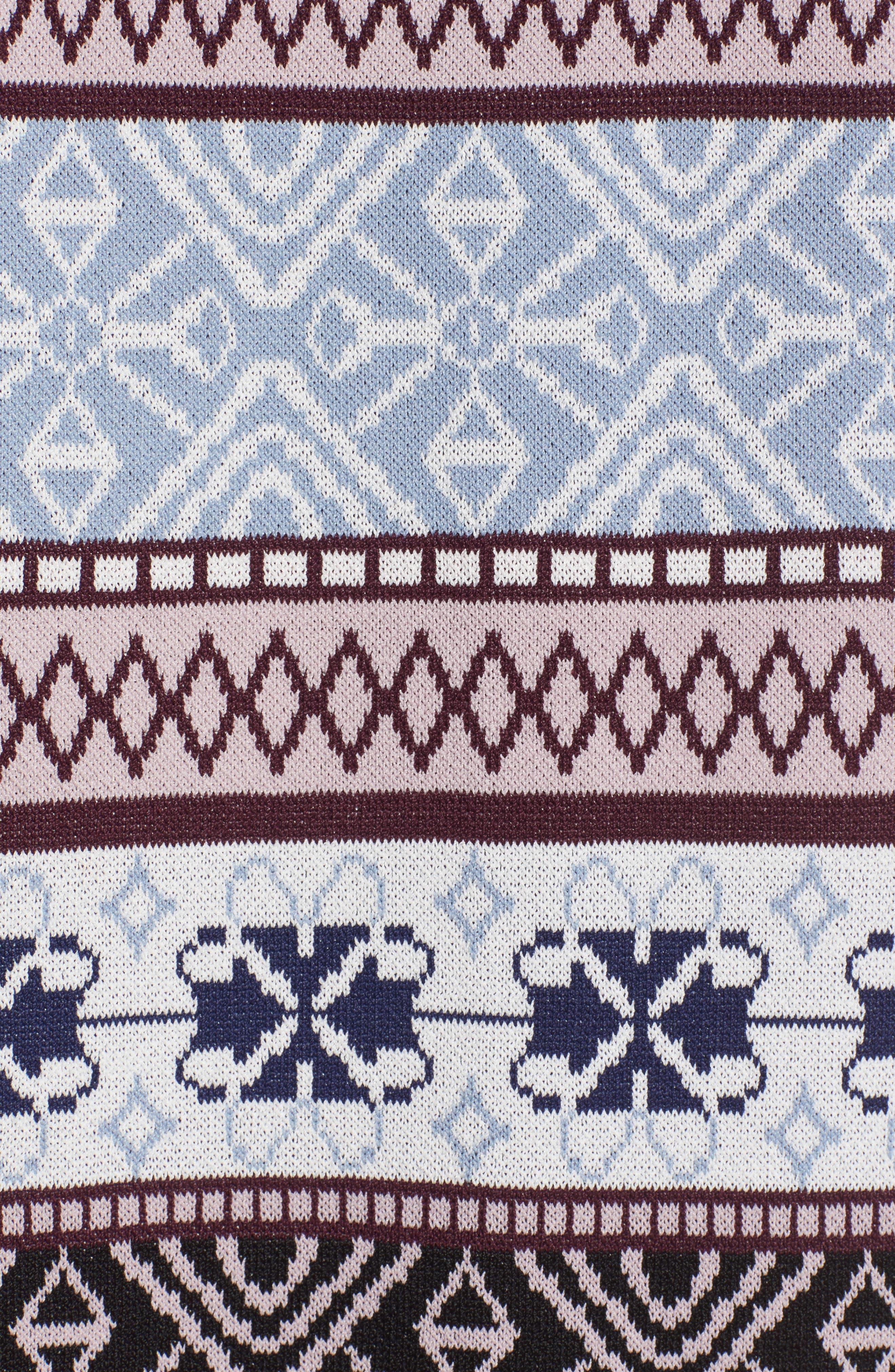 Alternate Image 5  - Parker Carol Crochet Pencil Dress