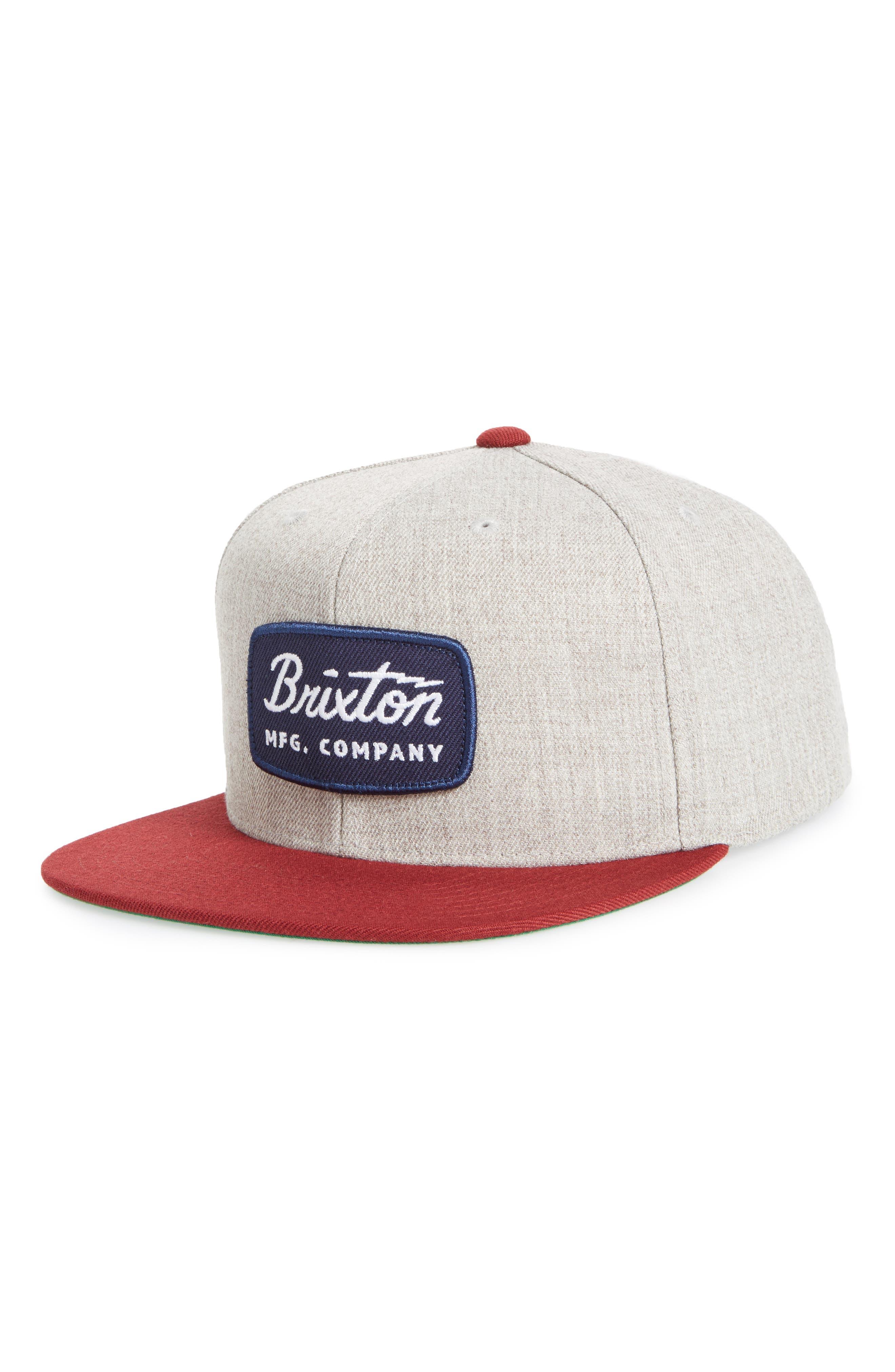 Brixton 'Jolt' Snapback Cap