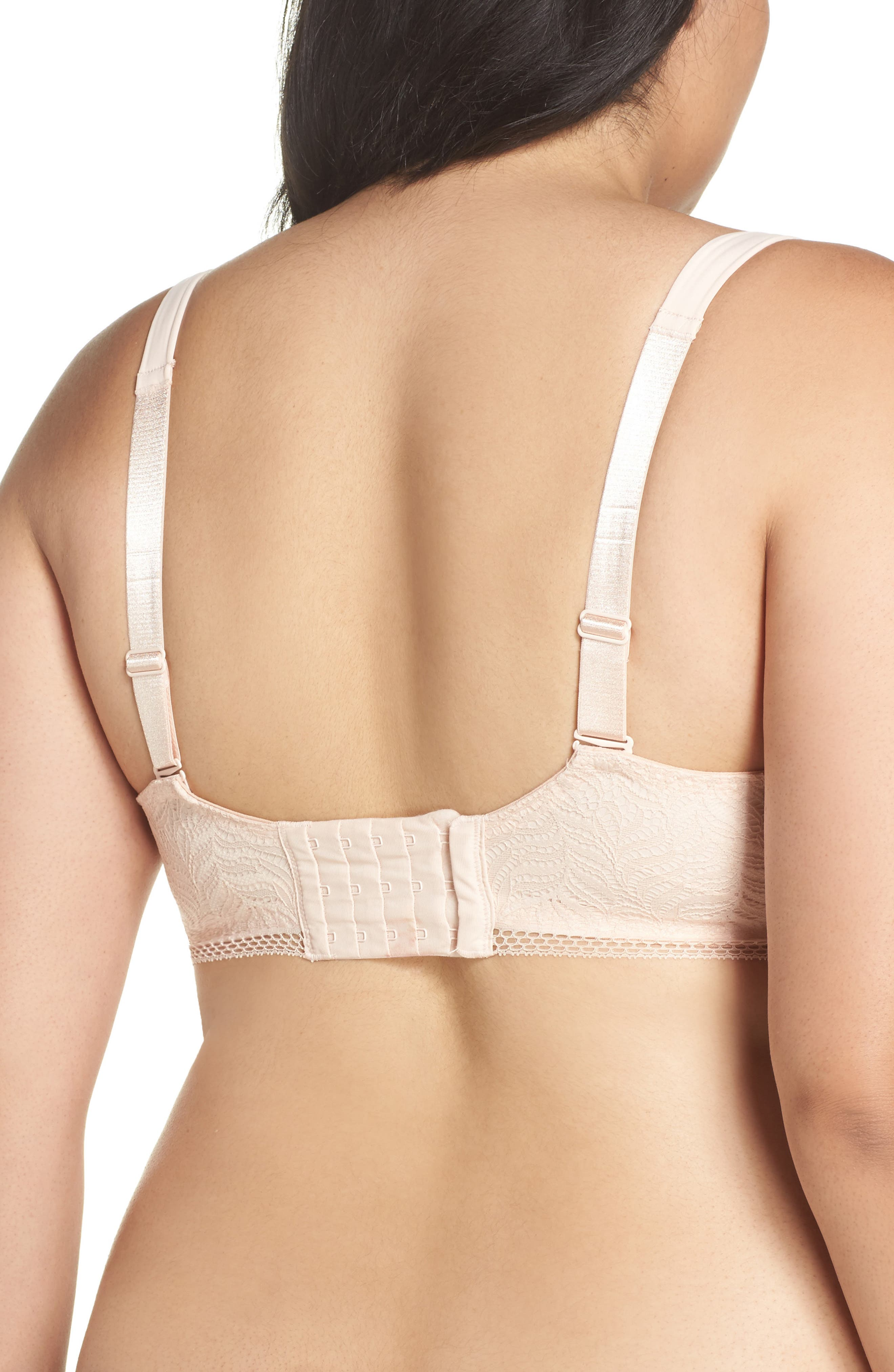 Alternate Image 2  - Felina Underwire Spacer Nursing Bra