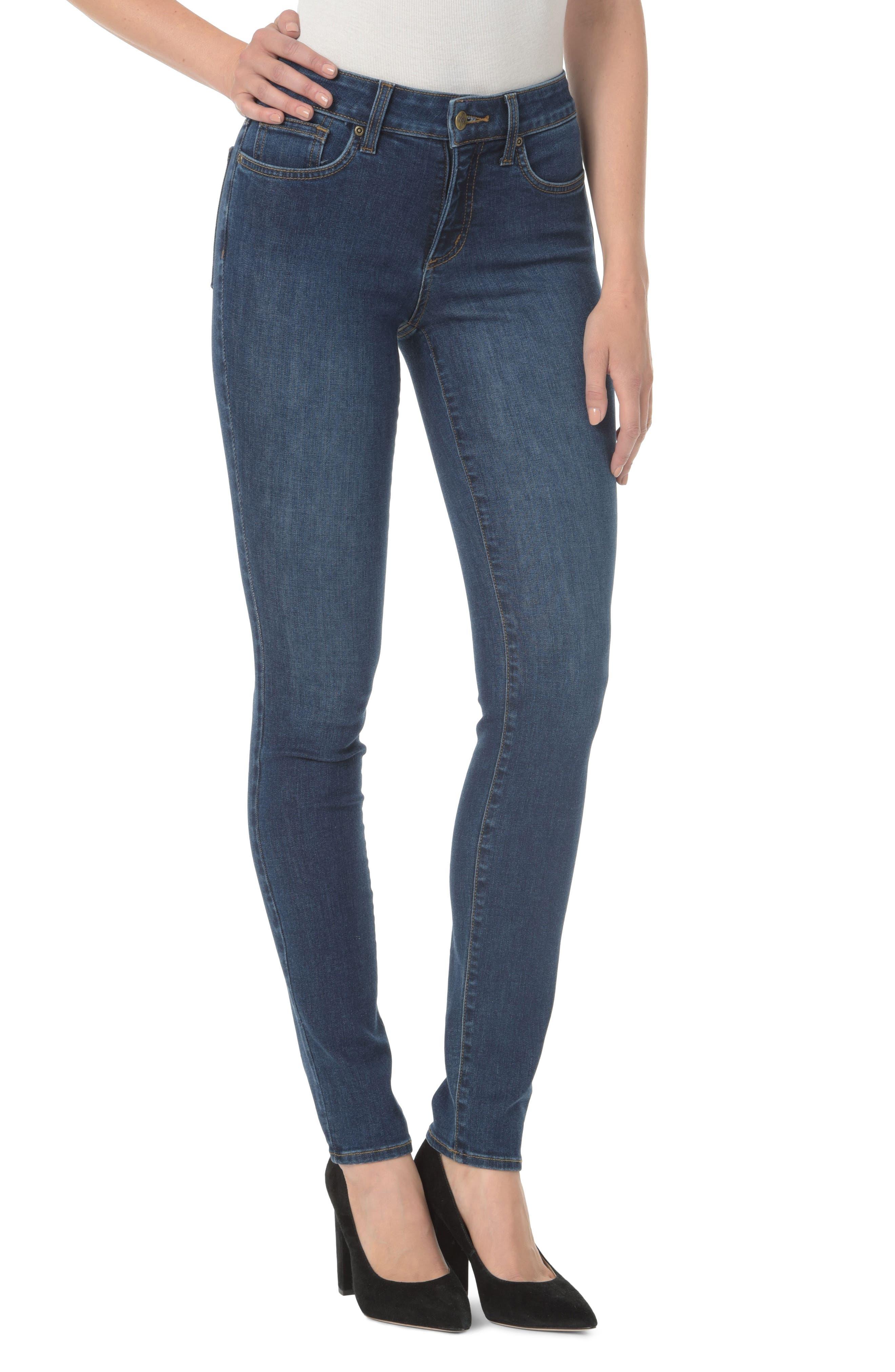 NYDJ Alina Stretch Skinny Jeans (Regular & Petite)