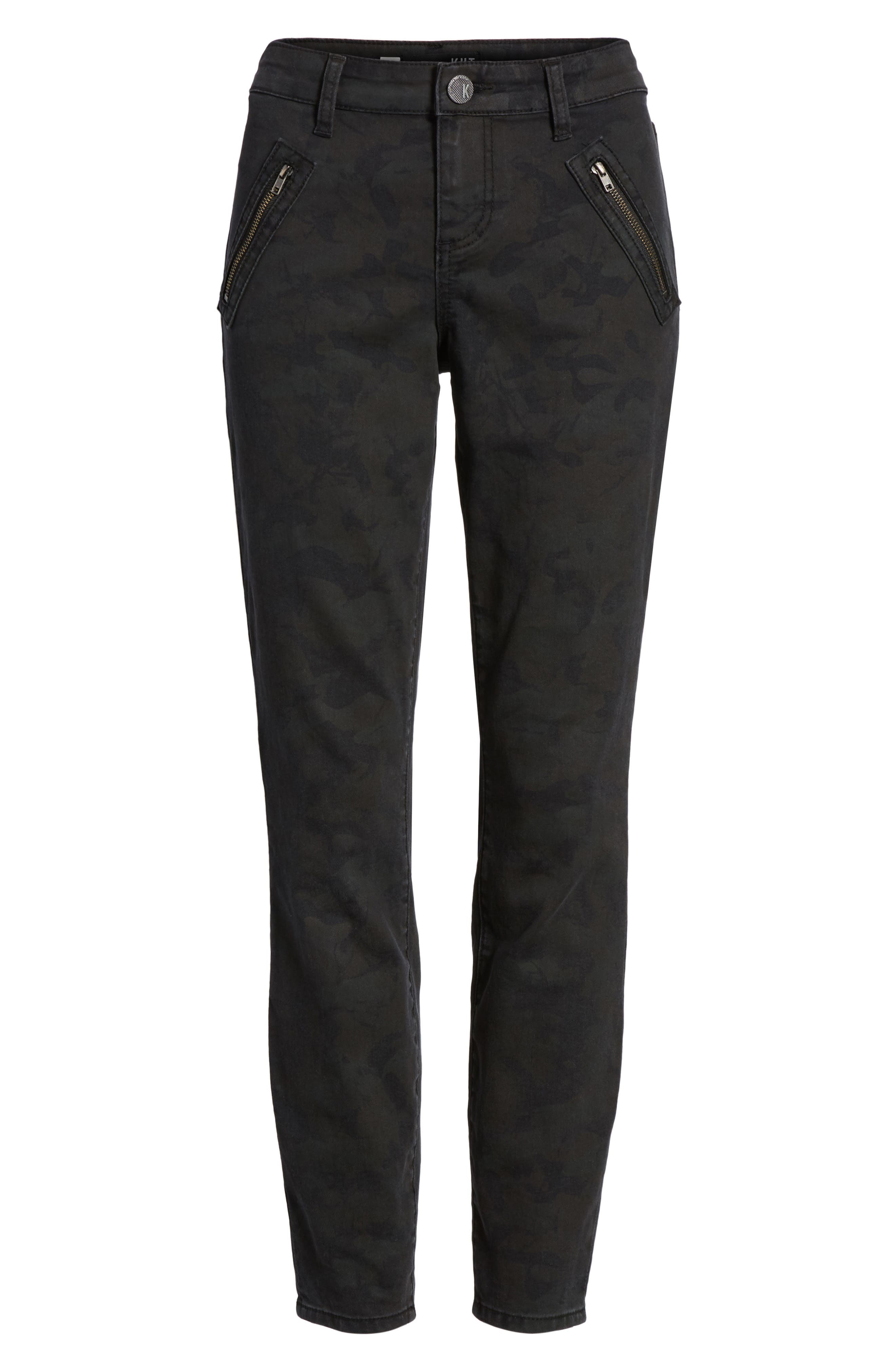Alternate Image 6  - KUT from the Kloth Connie Skinny Ankle Jeans