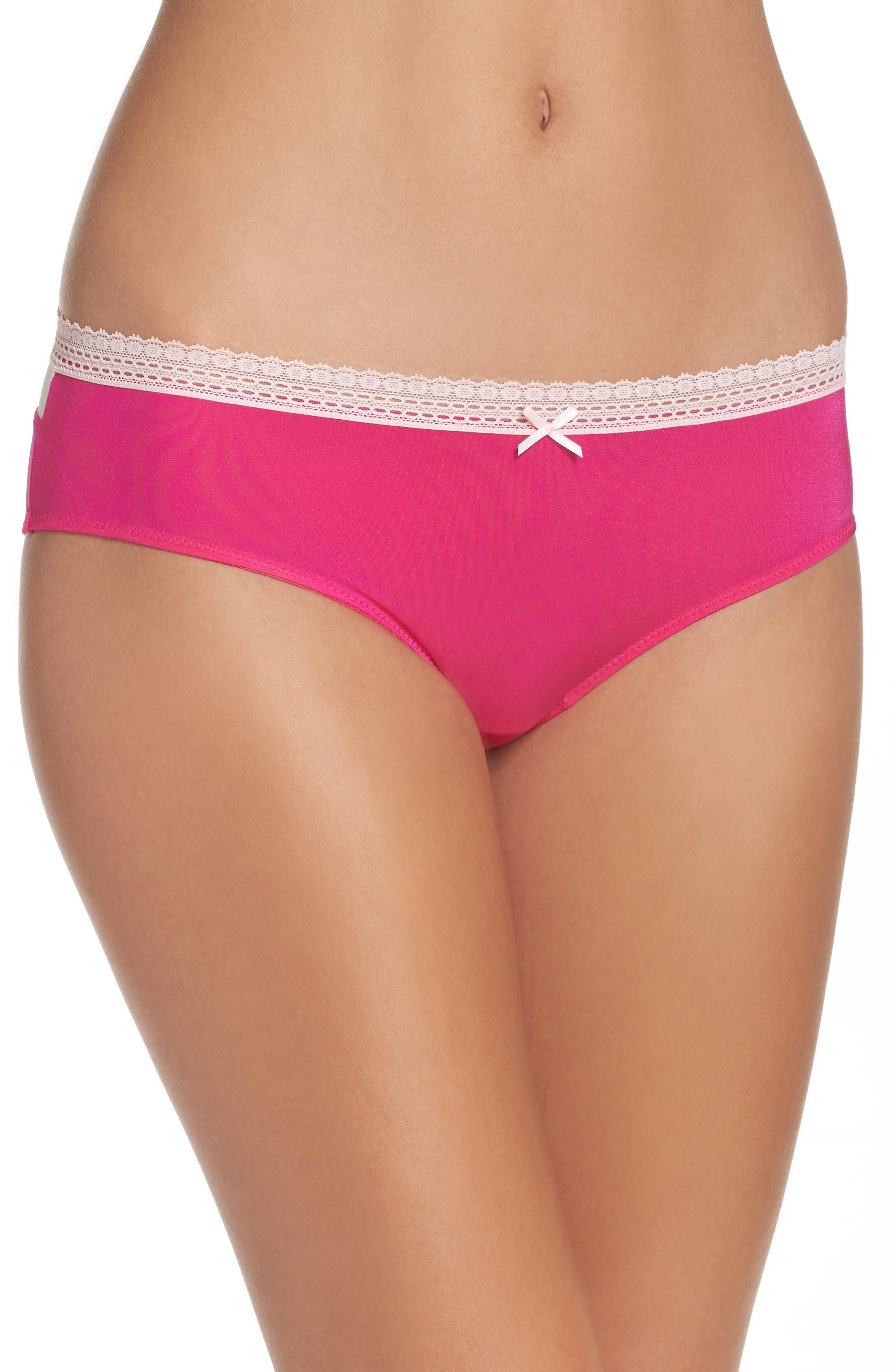 Betsey Johnson 'Forever Perfect - Cutie' Hipster Briefs (3 for $33)