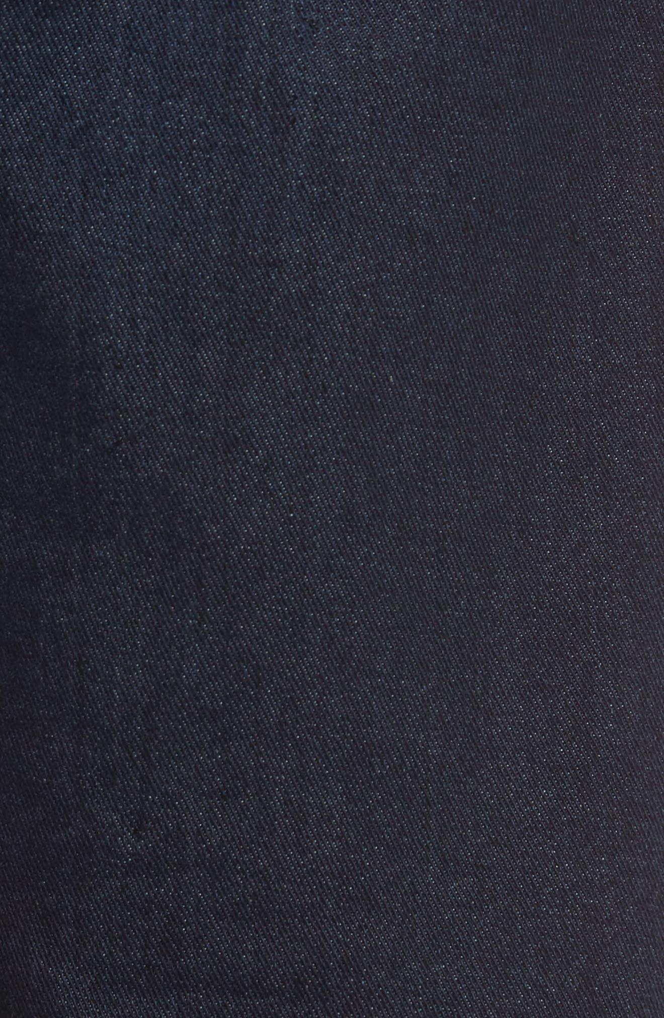 Everett Slim Straight Fit Jeans,                             Alternate thumbnail 5, color,                             Regulator