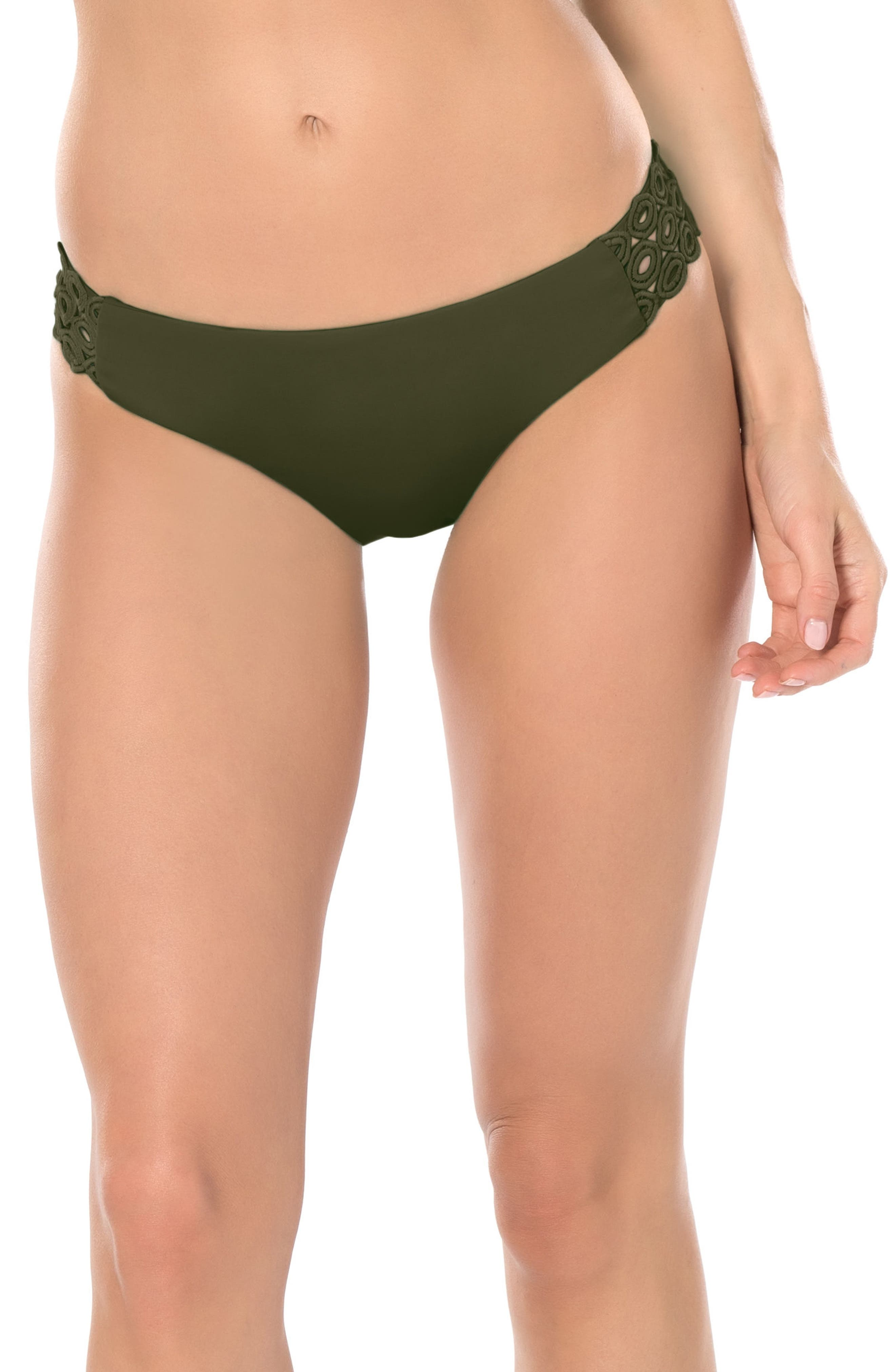 Alternate Image 1 Selected - Becca Siren Bikini Bottoms