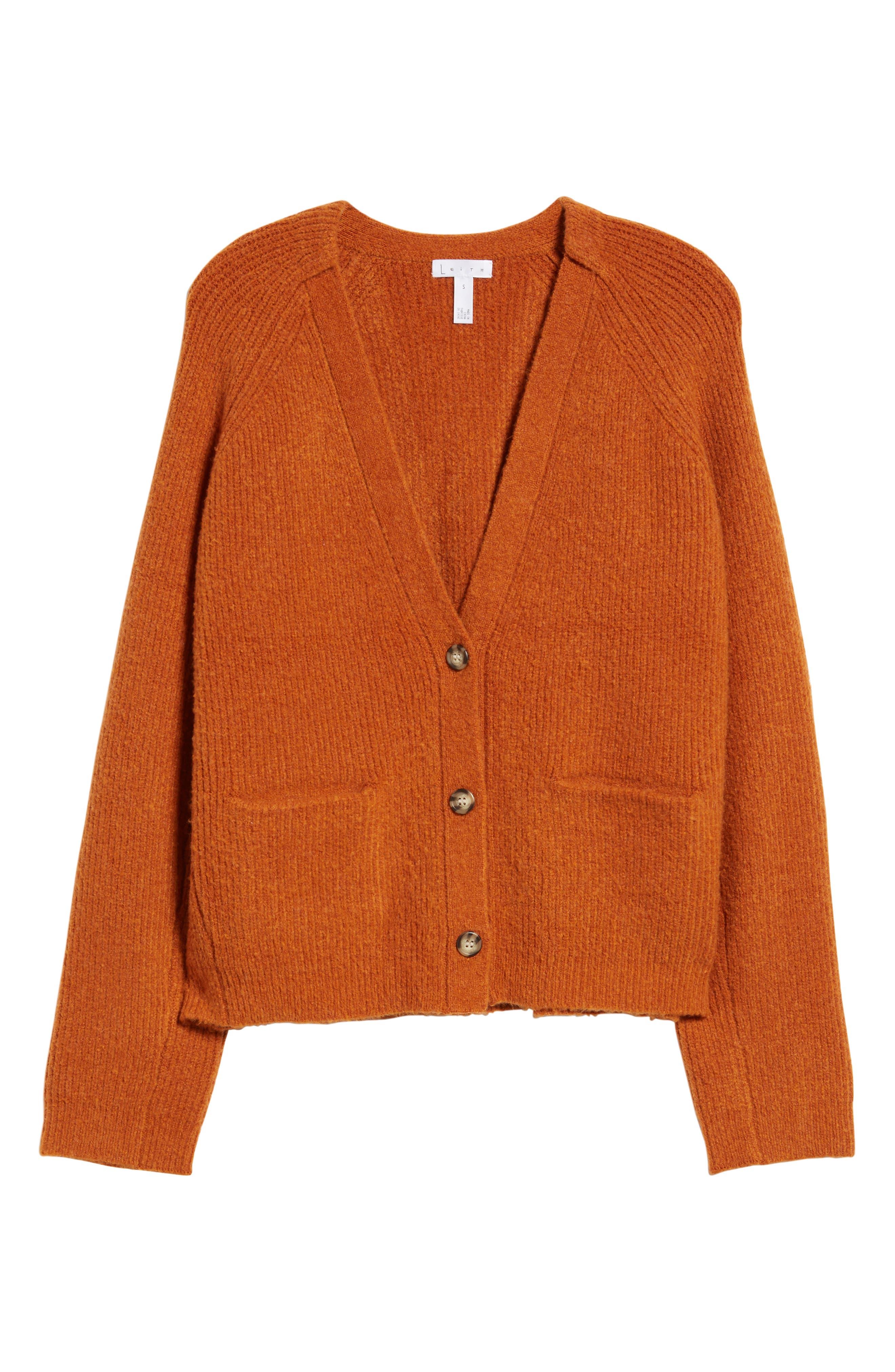 Alternate Image 6  - Leith Cardigan Sweater