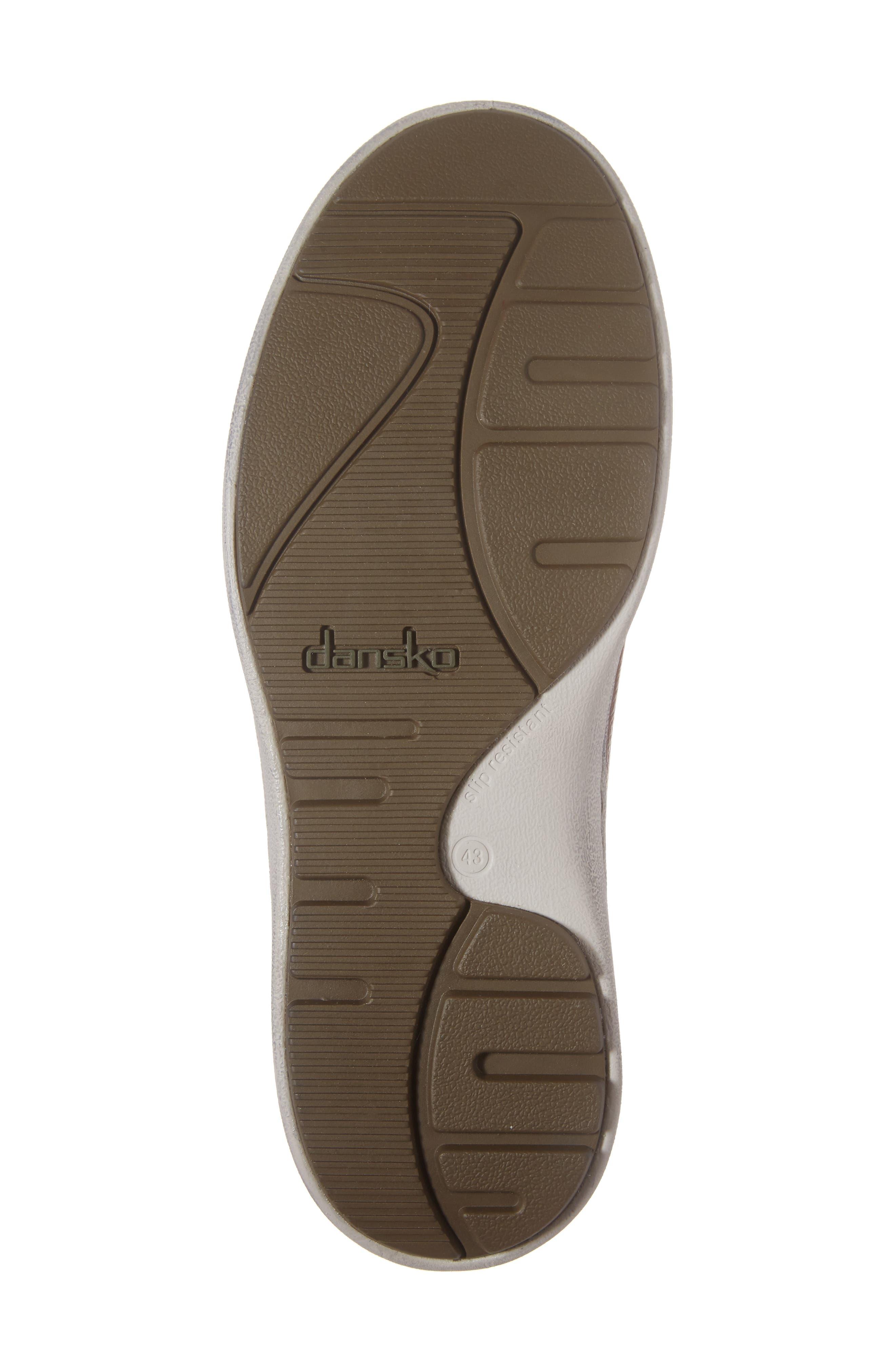 Alternate Image 6  - Dansko 'Vaughn' Water-Resistant Sneaker (Men)