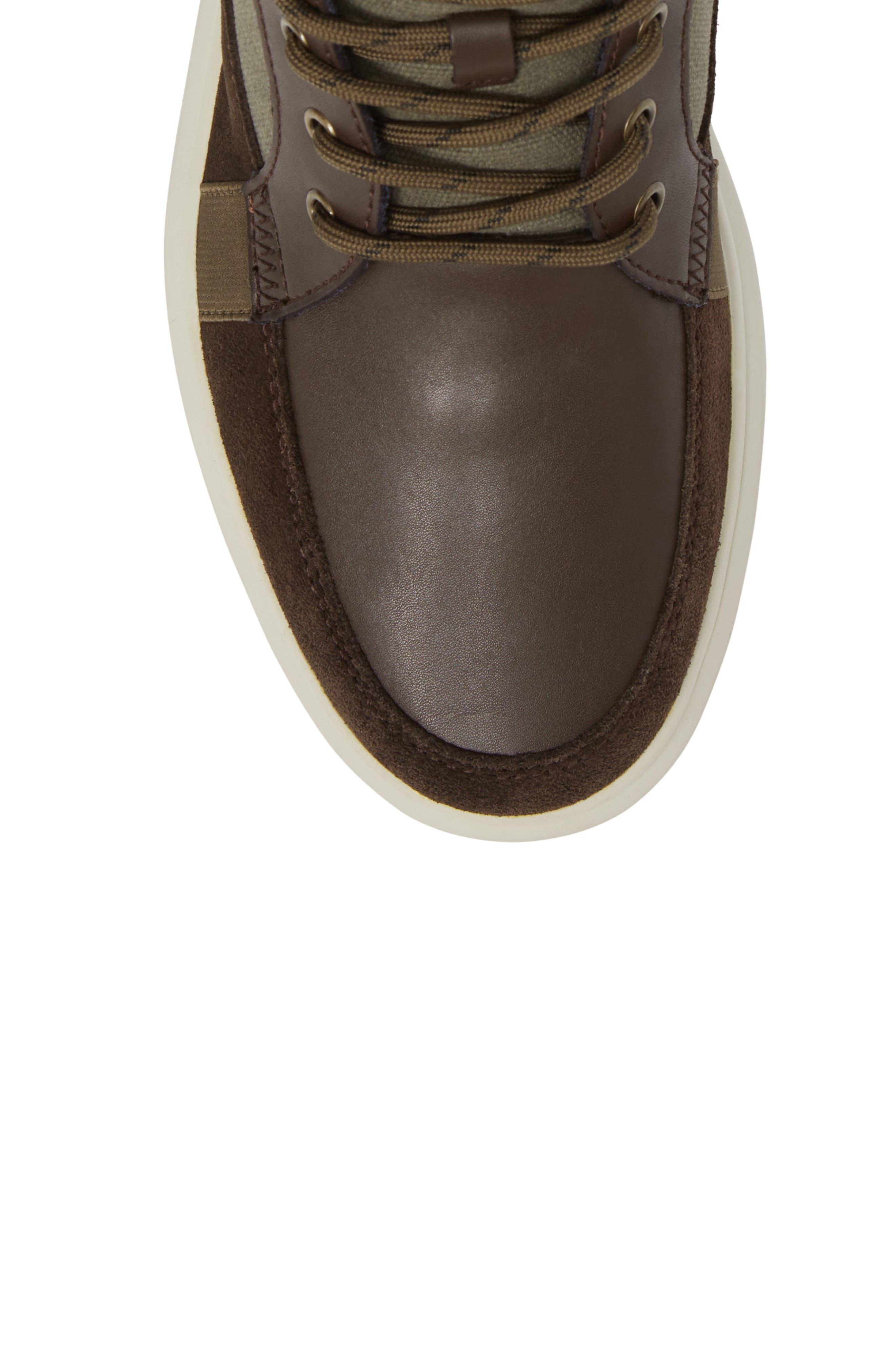 Alternate Image 5  - Creative Recreation Desimo High Top Sneaker (Men)