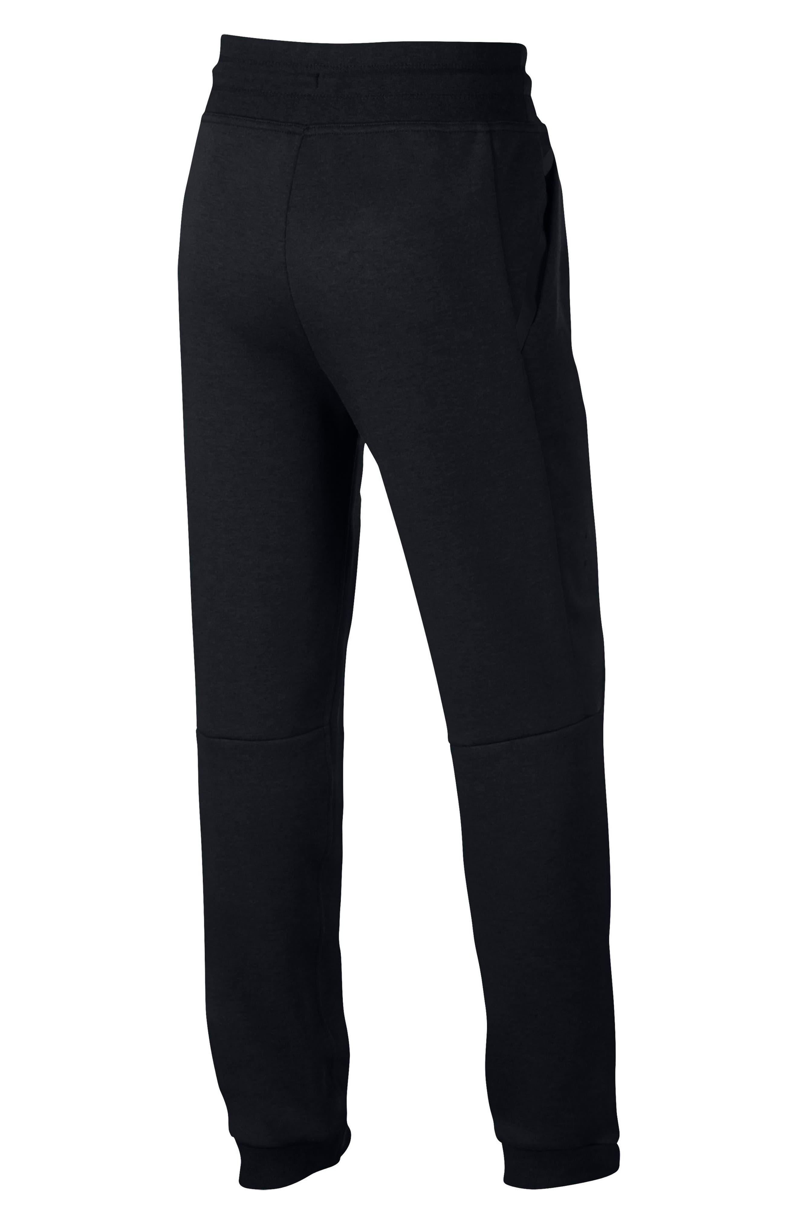 Alternate Image 2  - Nike Tech Fleece Pants (Big Girls)