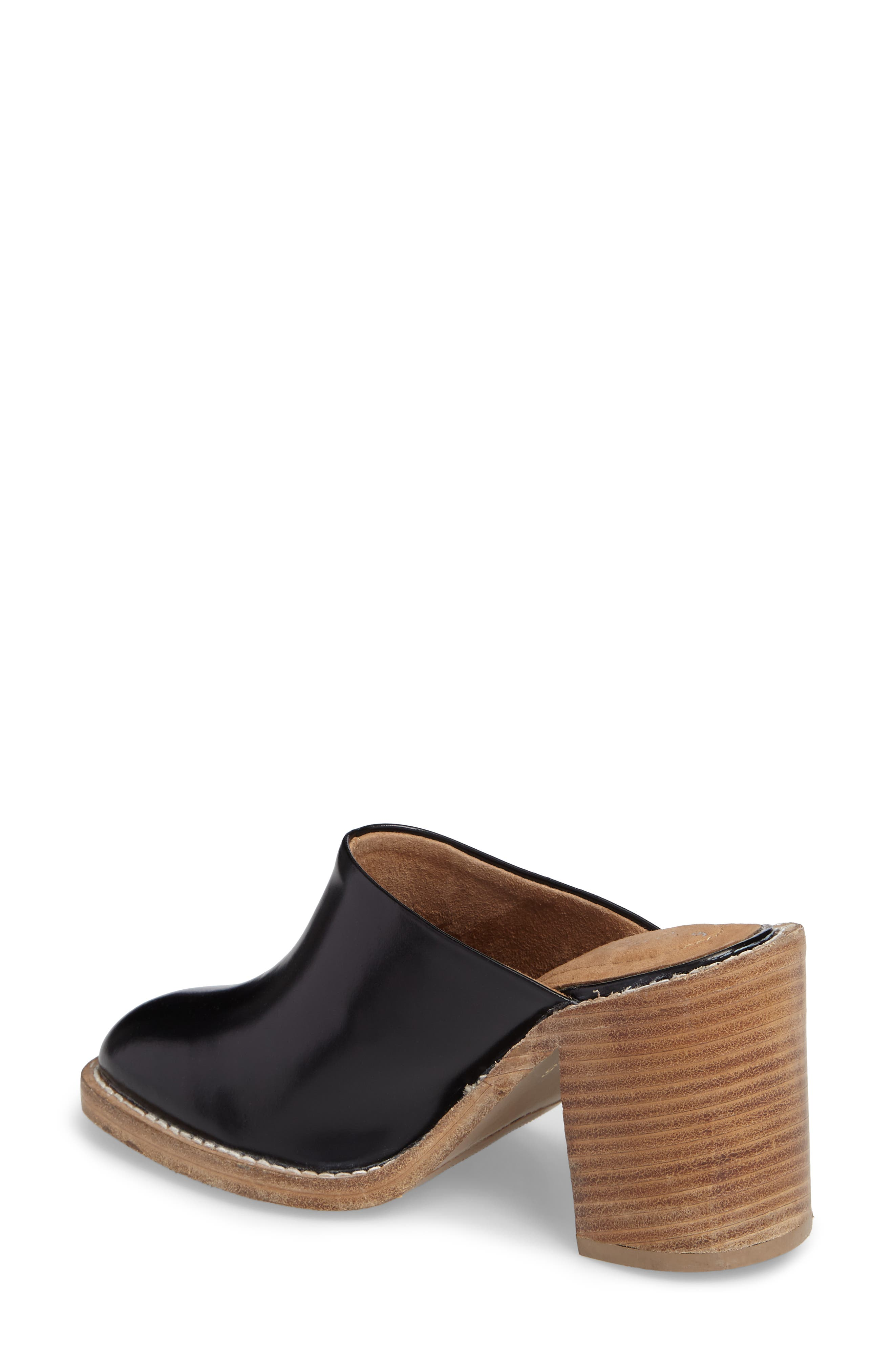 Alternate Image 2  - Jeffrey Campbell Deepika Block Heel Mule (Women)