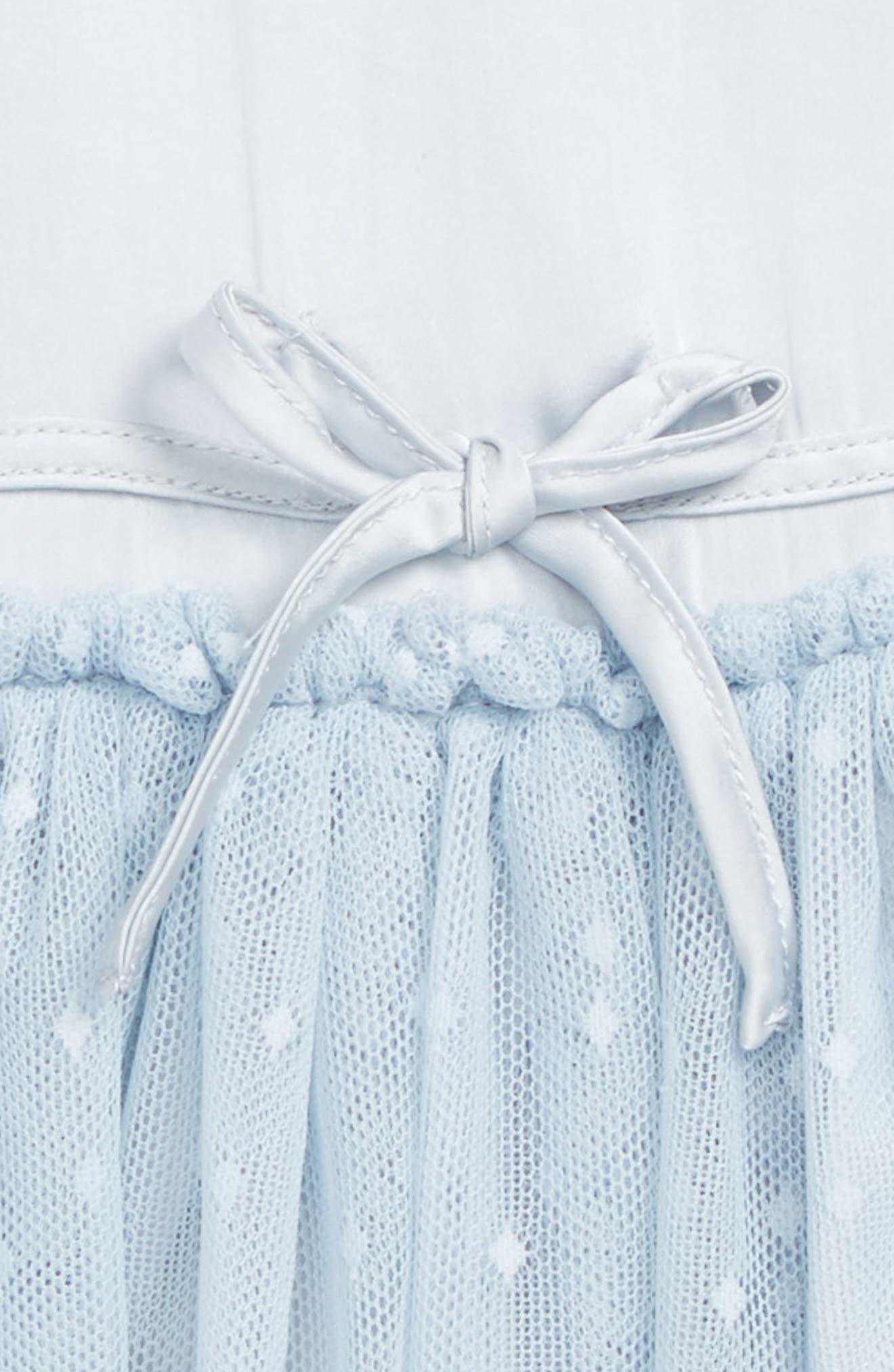Silky Dress,                             Alternate thumbnail 2, color,                             Arctic Ice