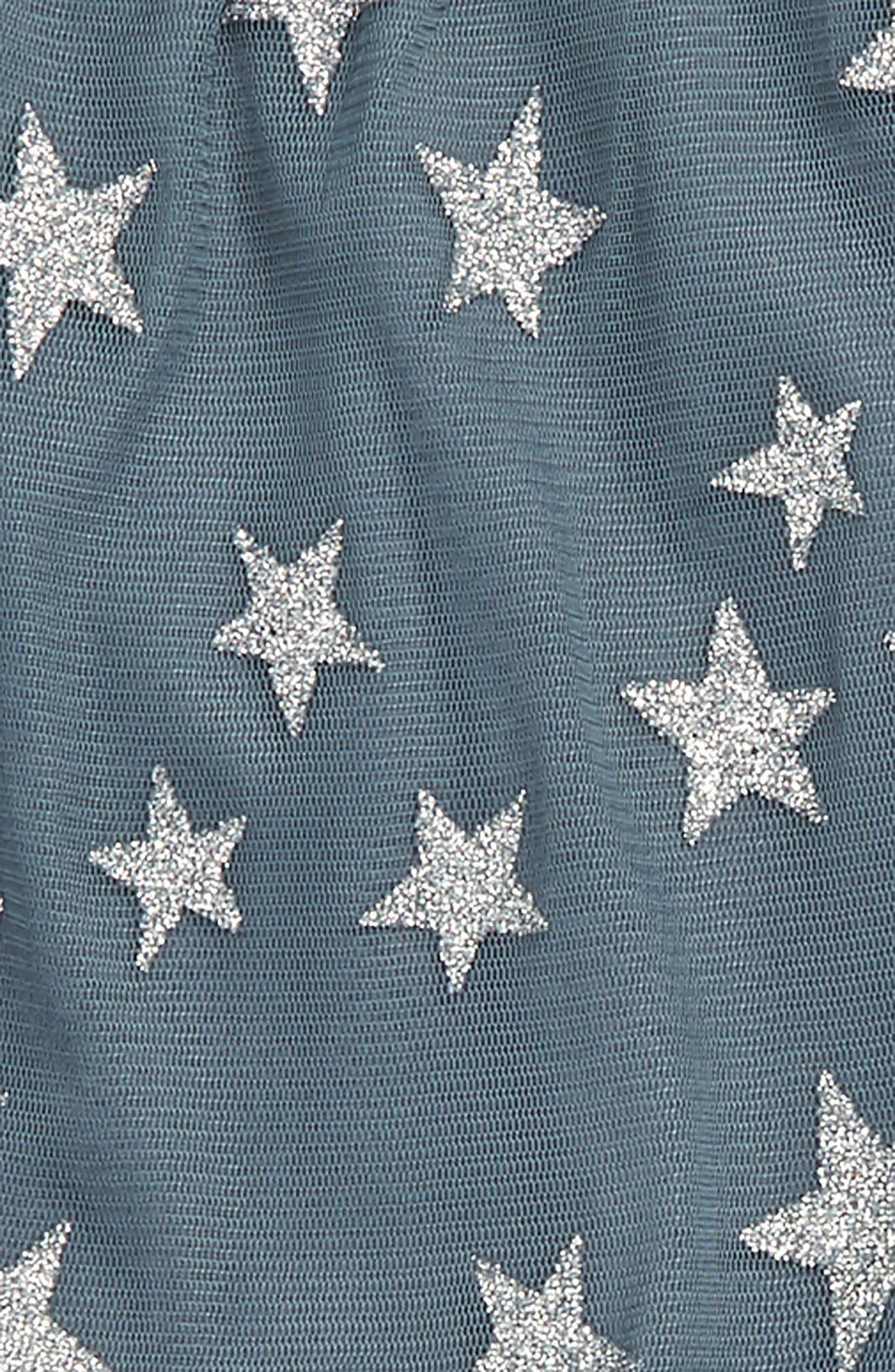 Alternate Image 3  - Stella McCartney Kids Tulle Star Dress (Baby Girls)