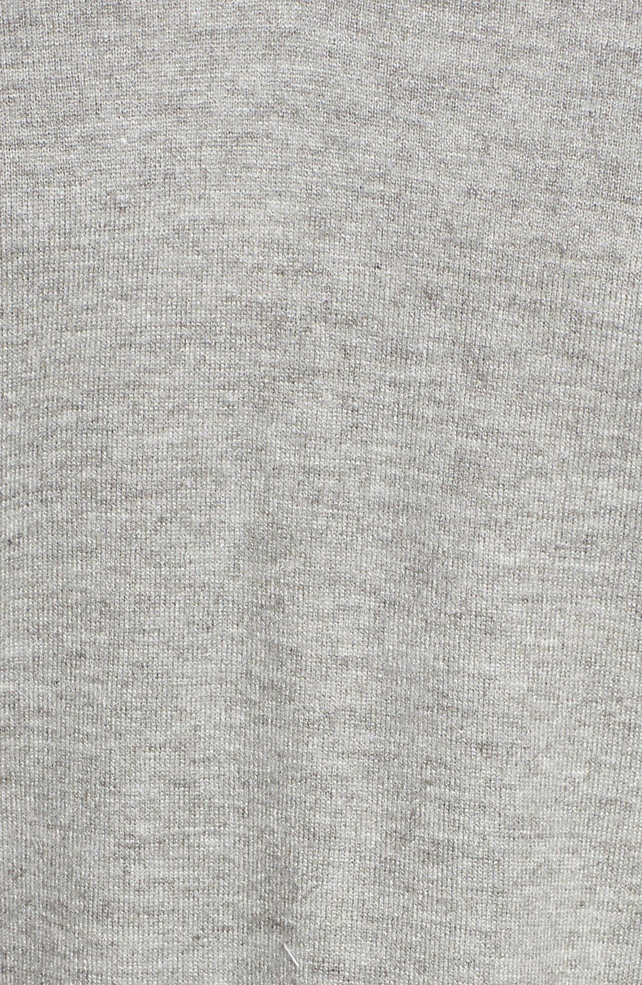 Alternate Image 7  - Natori Retreat Sweater Knit Top