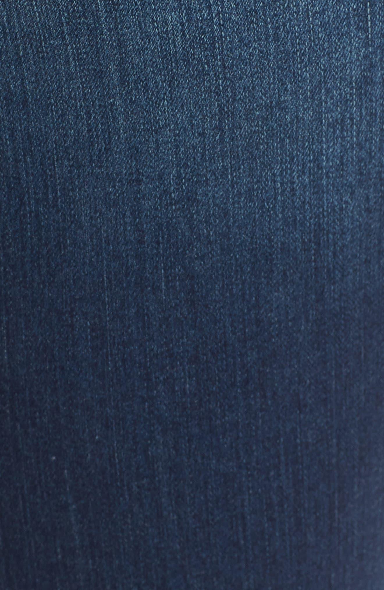 Alternate Image 5  - Jag Jeans Nora Stretch Skinny Jeans (Regular & Petite)