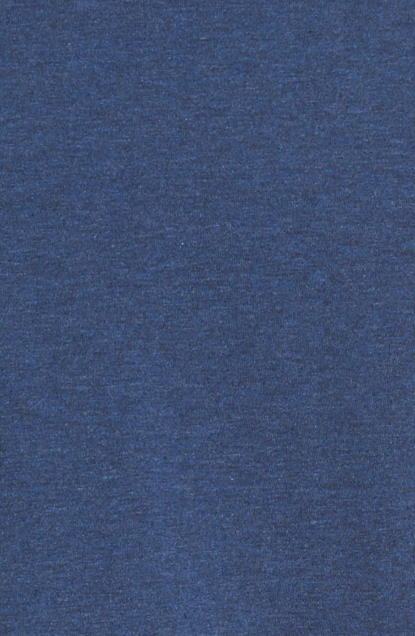 Optical Target T-Shirt,                             Alternate thumbnail 5, color,                             Blue