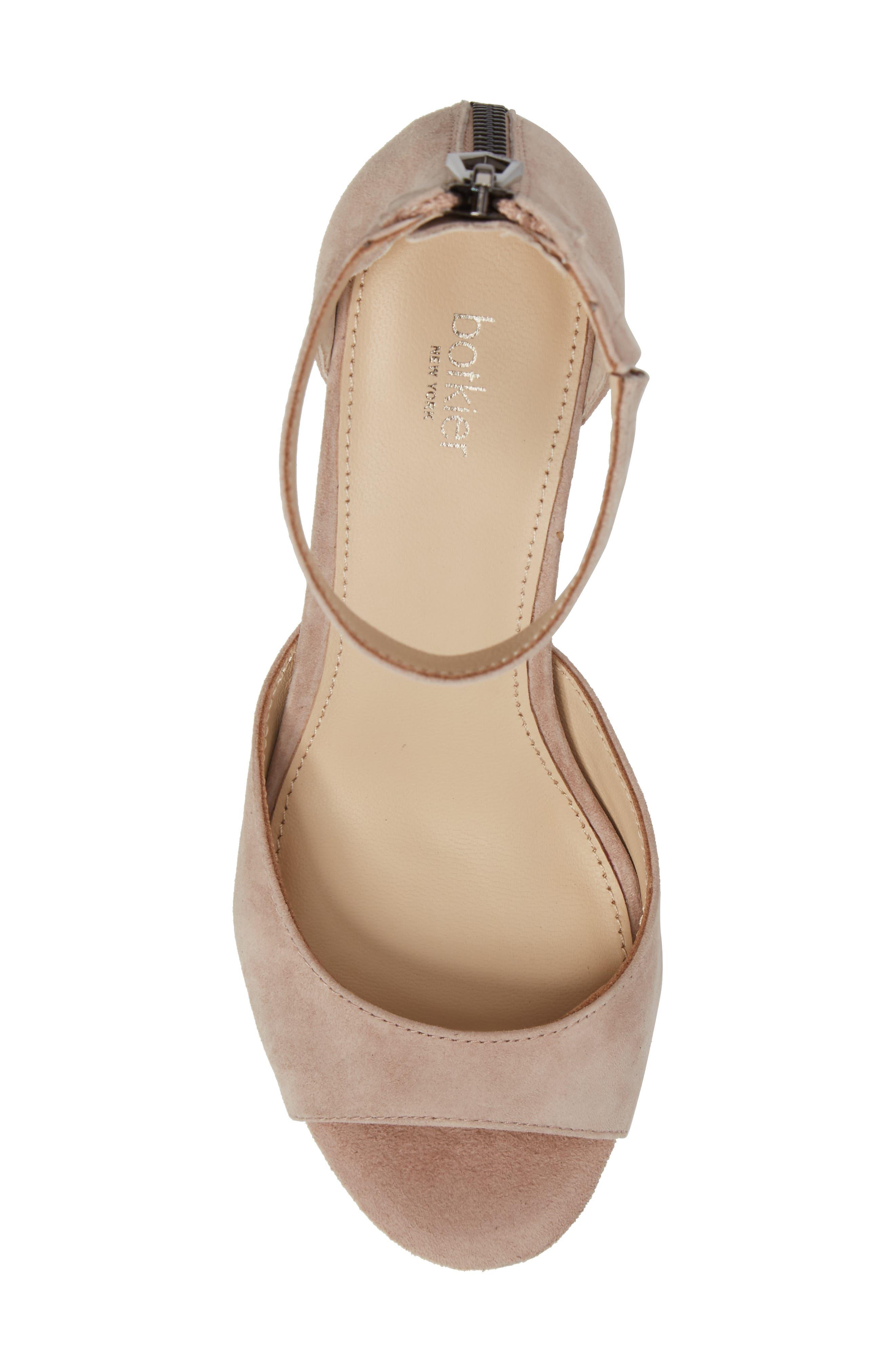 Alternate Image 5  - Botkier Pilar Ankle Strap Sandal (Women)