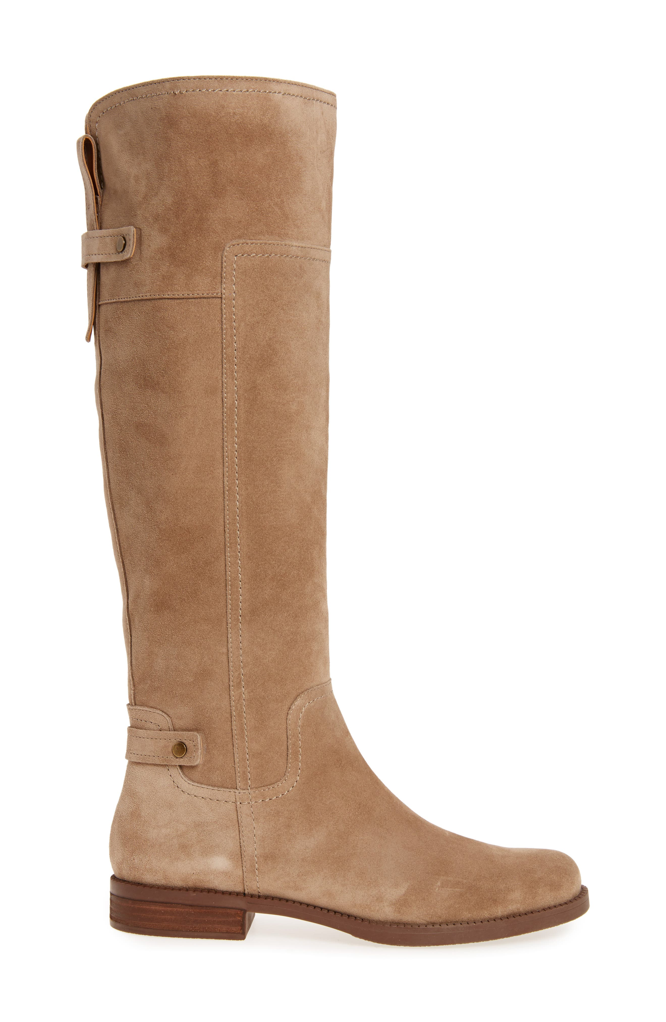 Coley Boot,                             Alternate thumbnail 3, color,                             Sandstone Suede