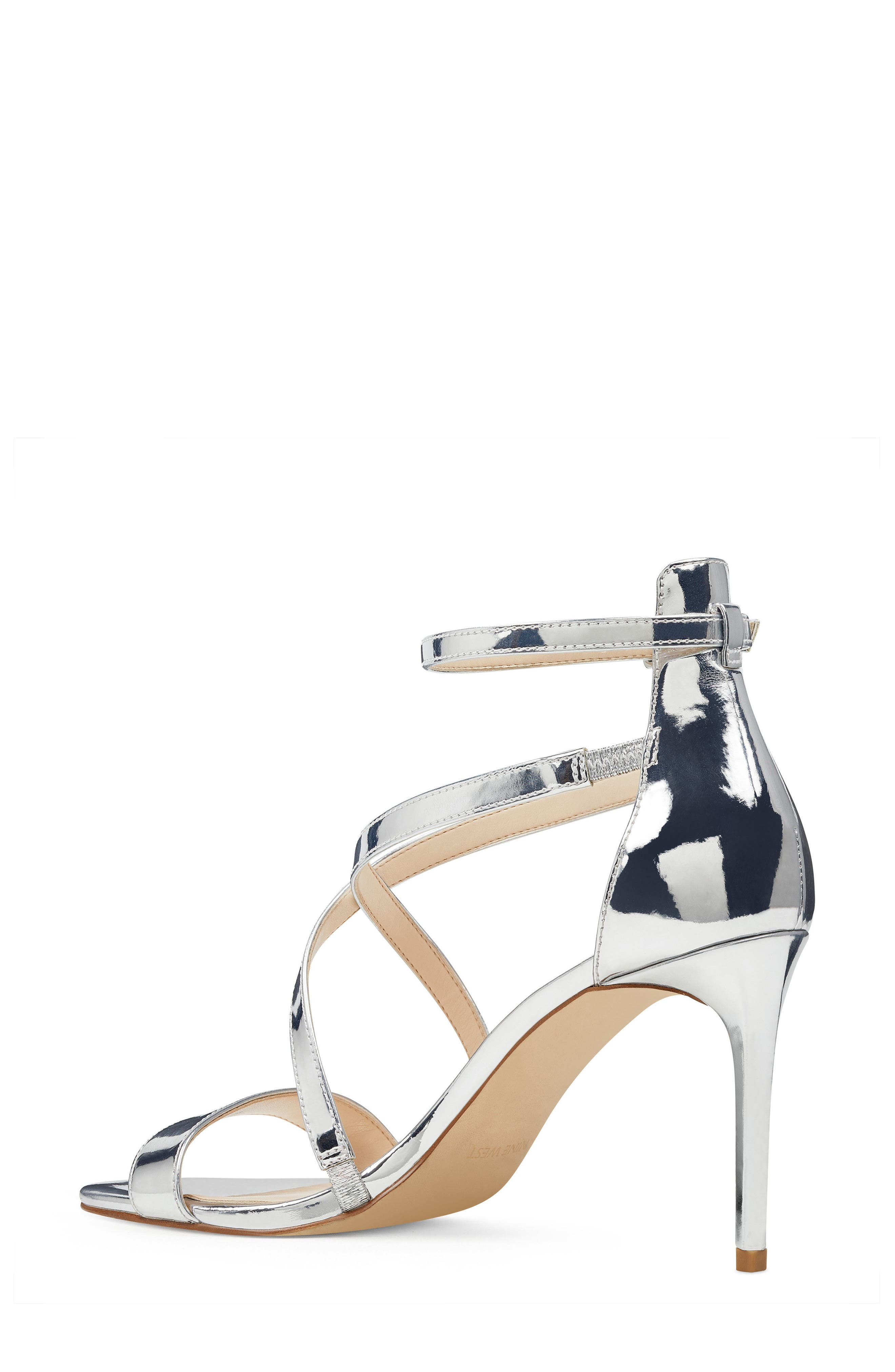 Alternate Image 2  - Nine West Retail Therapy Strappy Sandal (Women)