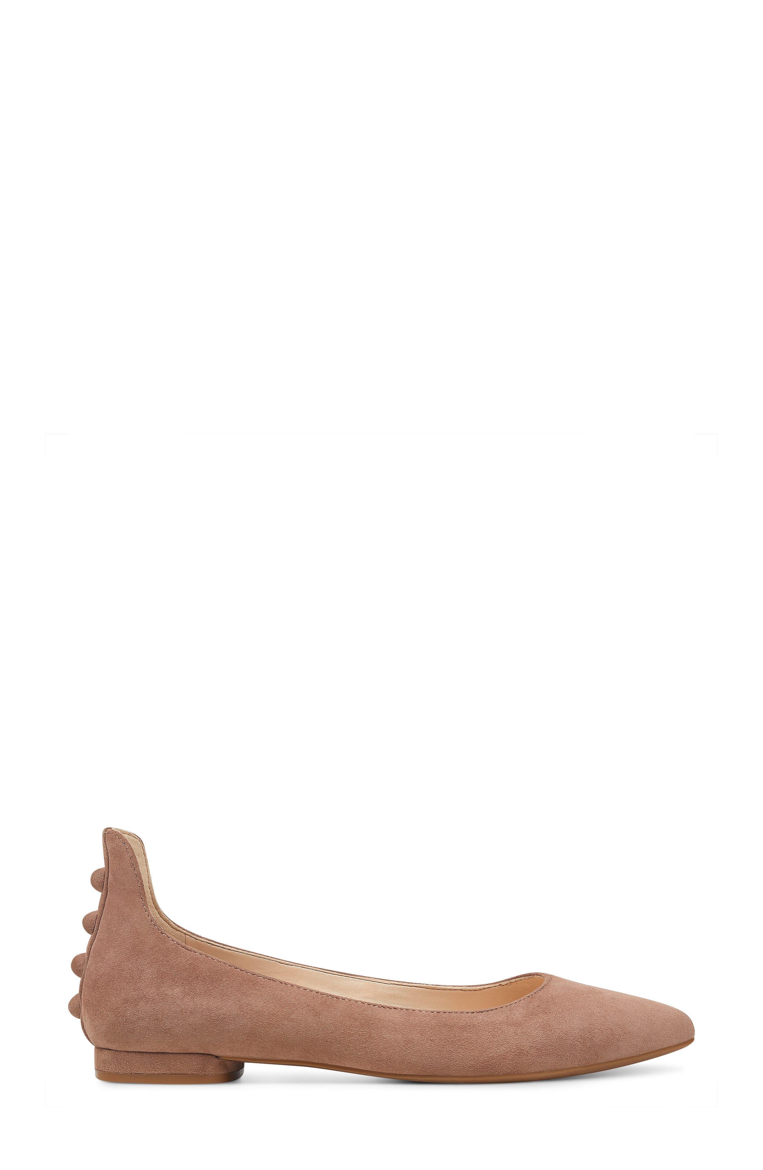 Alternate Image 3  - Nine West Owl Skimmer Flat (Women)