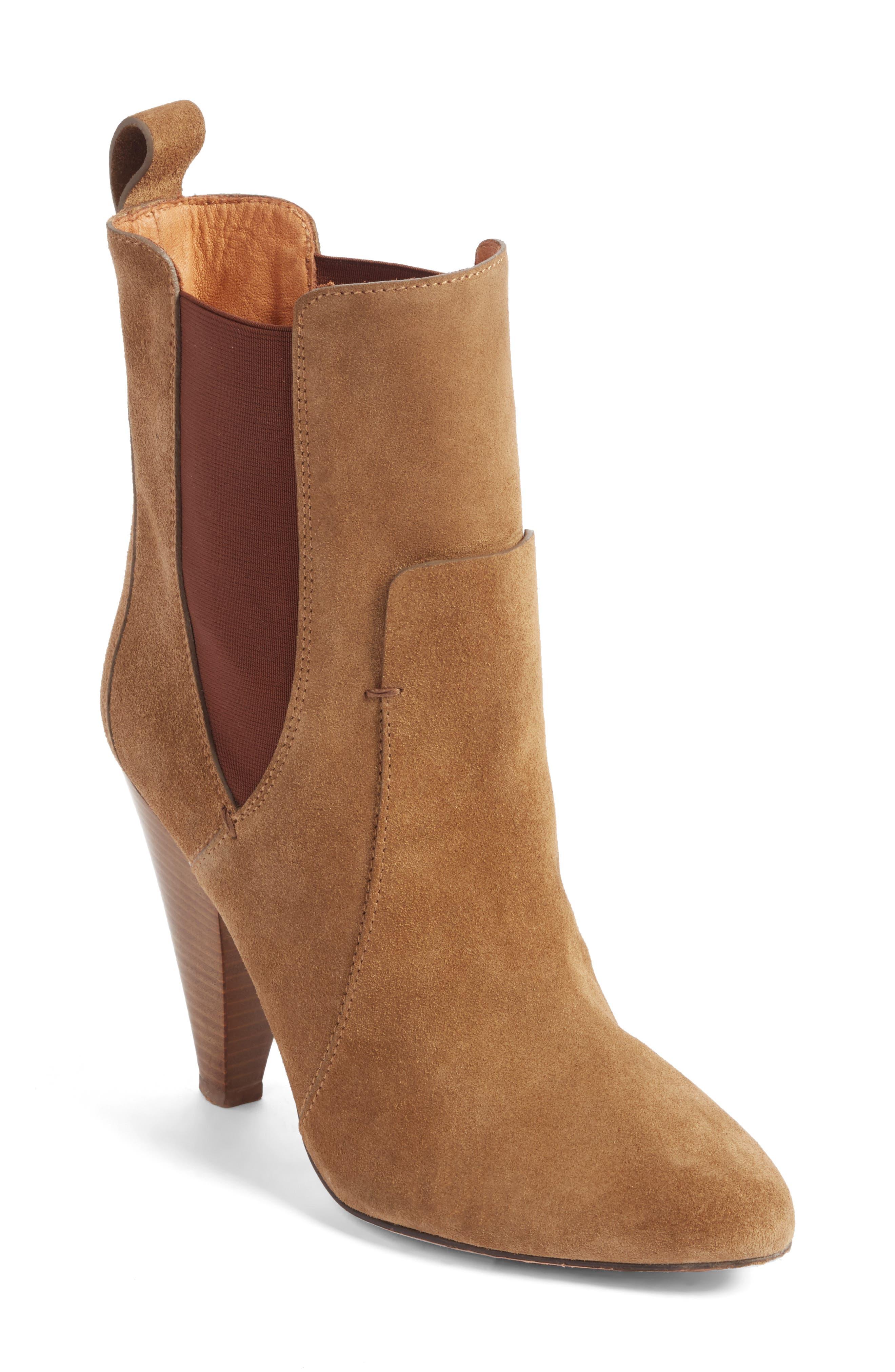 Veronica Beard Hudson Chelsea Boot (Women)