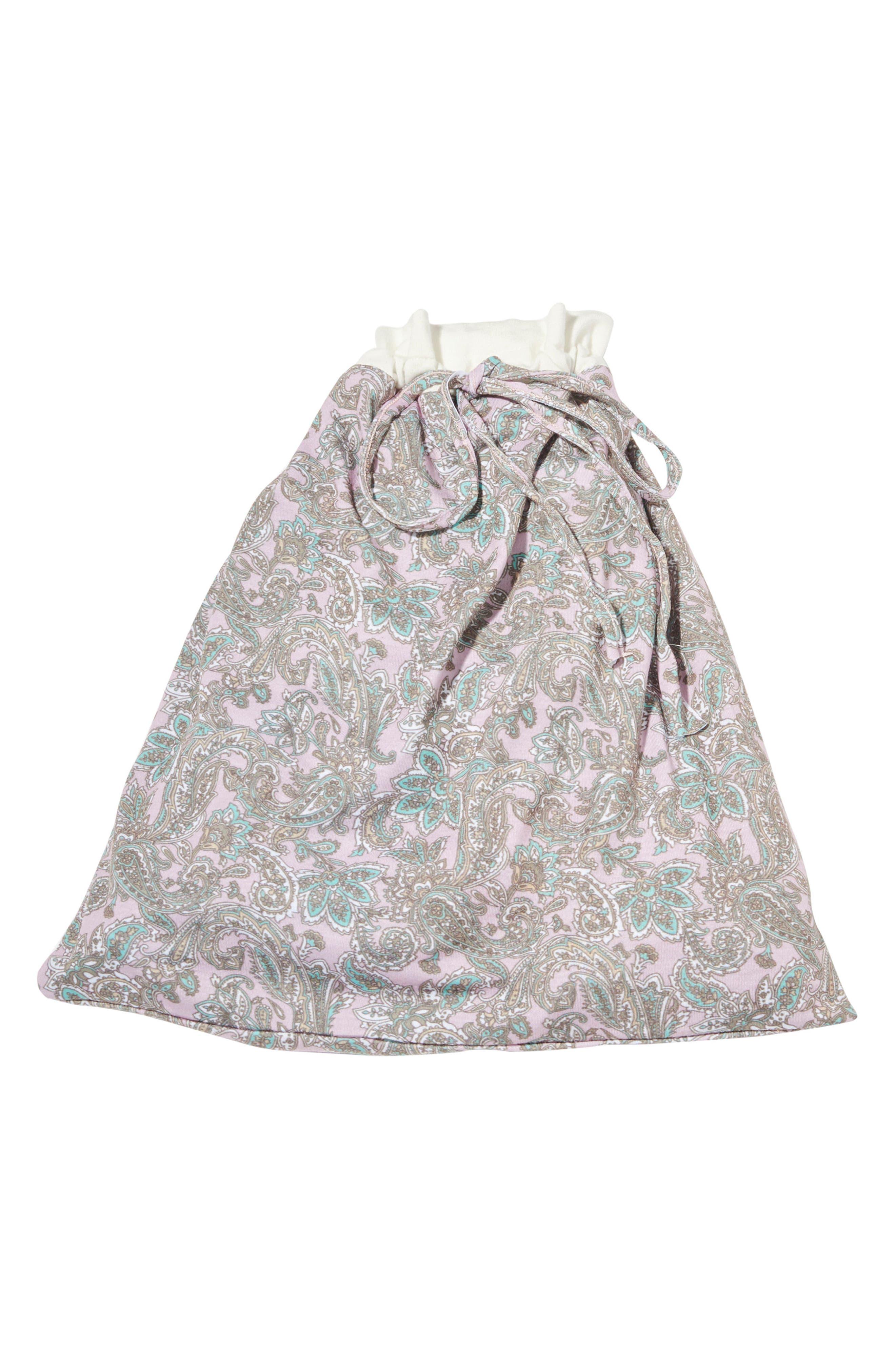 Alternate Image 4  - Everly Grey Dawn 4-Piece Maternity/Nursing Pajama Set