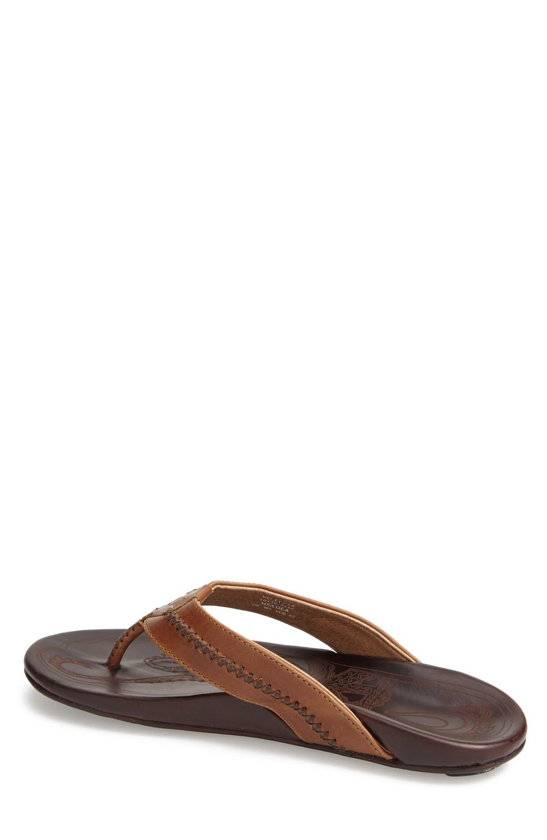 Alternate Image 2  - OluKai 'Mea Ola' Flip Flop (Men)