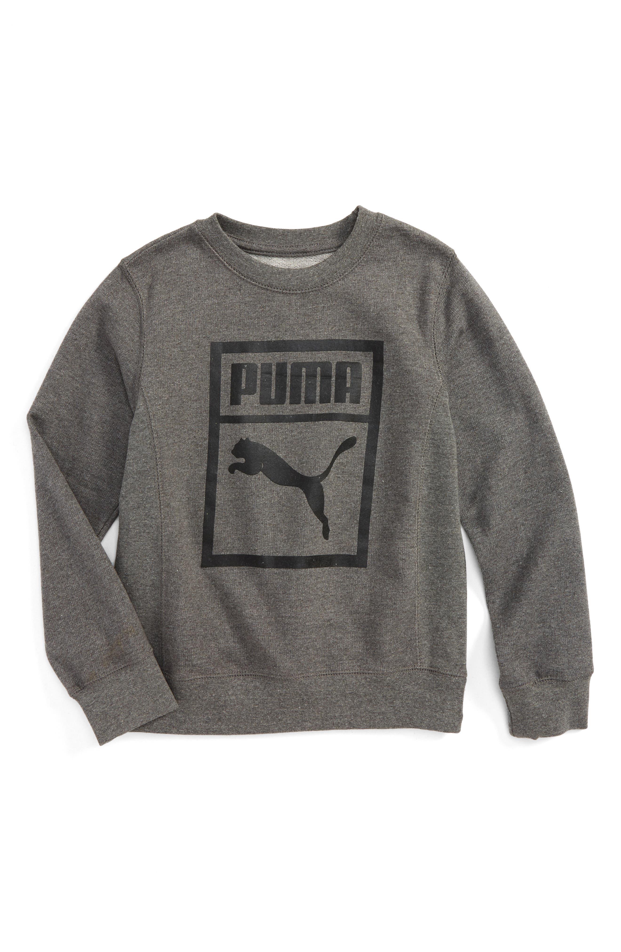 PUMA Heritage Crewneck Sweatshirt