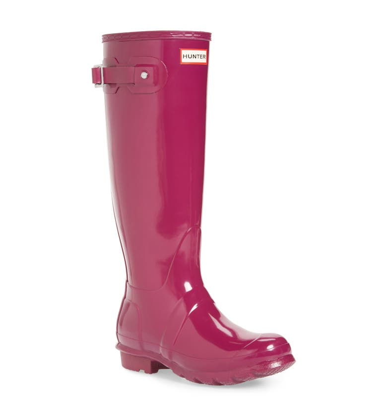 Hunter Original High Gloss Boot| Nordstrom