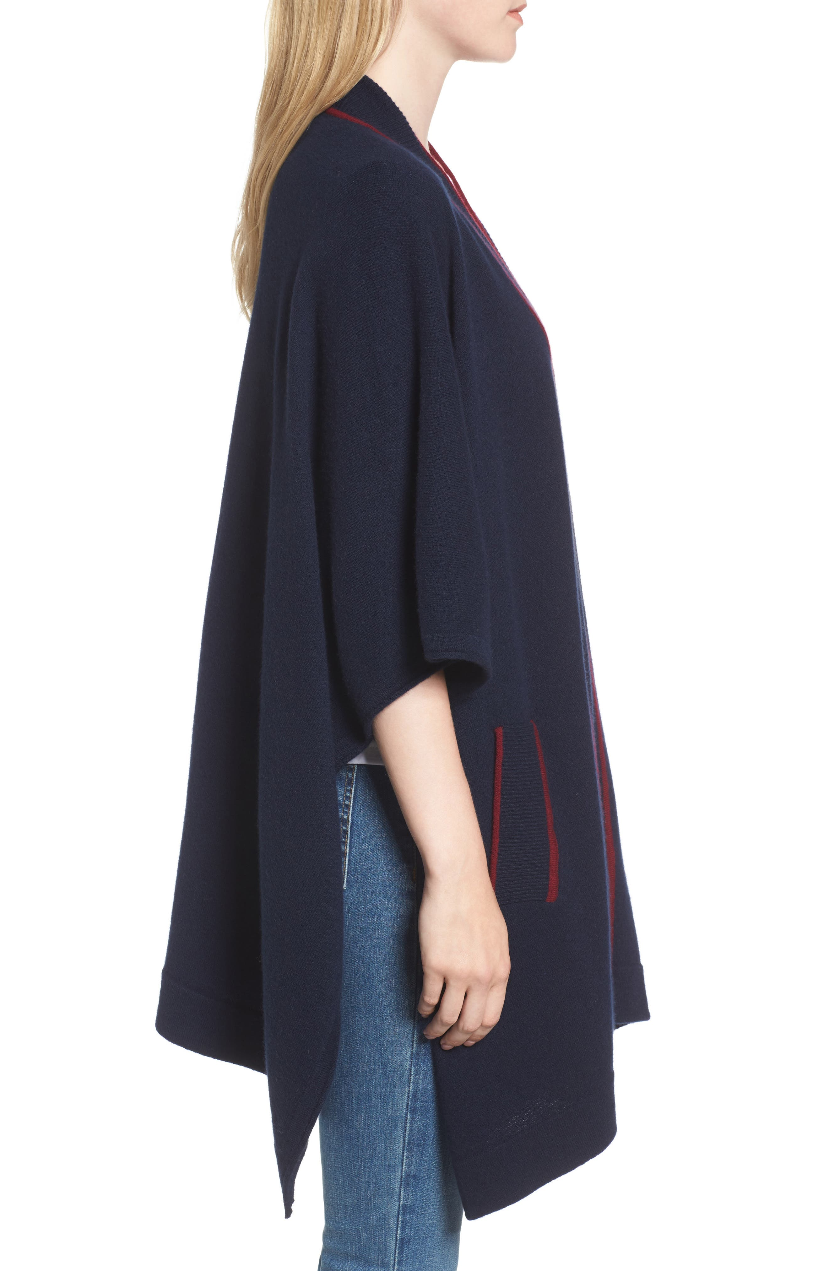 Alternate Image 3  - Draper James Cora Cape Cardigan