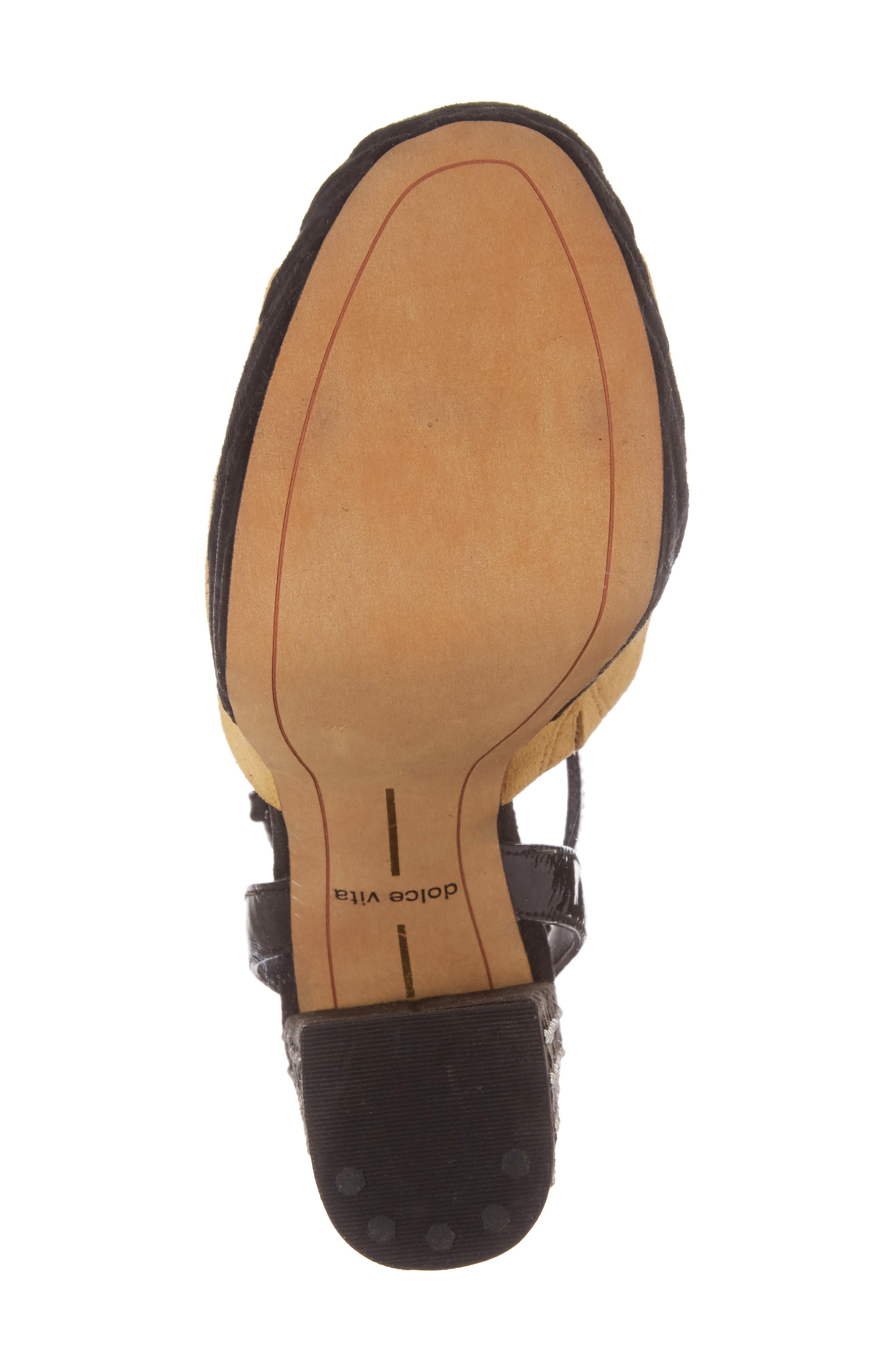 Alternate Image 6  - Dolce Vita Platform Sandal (Women)