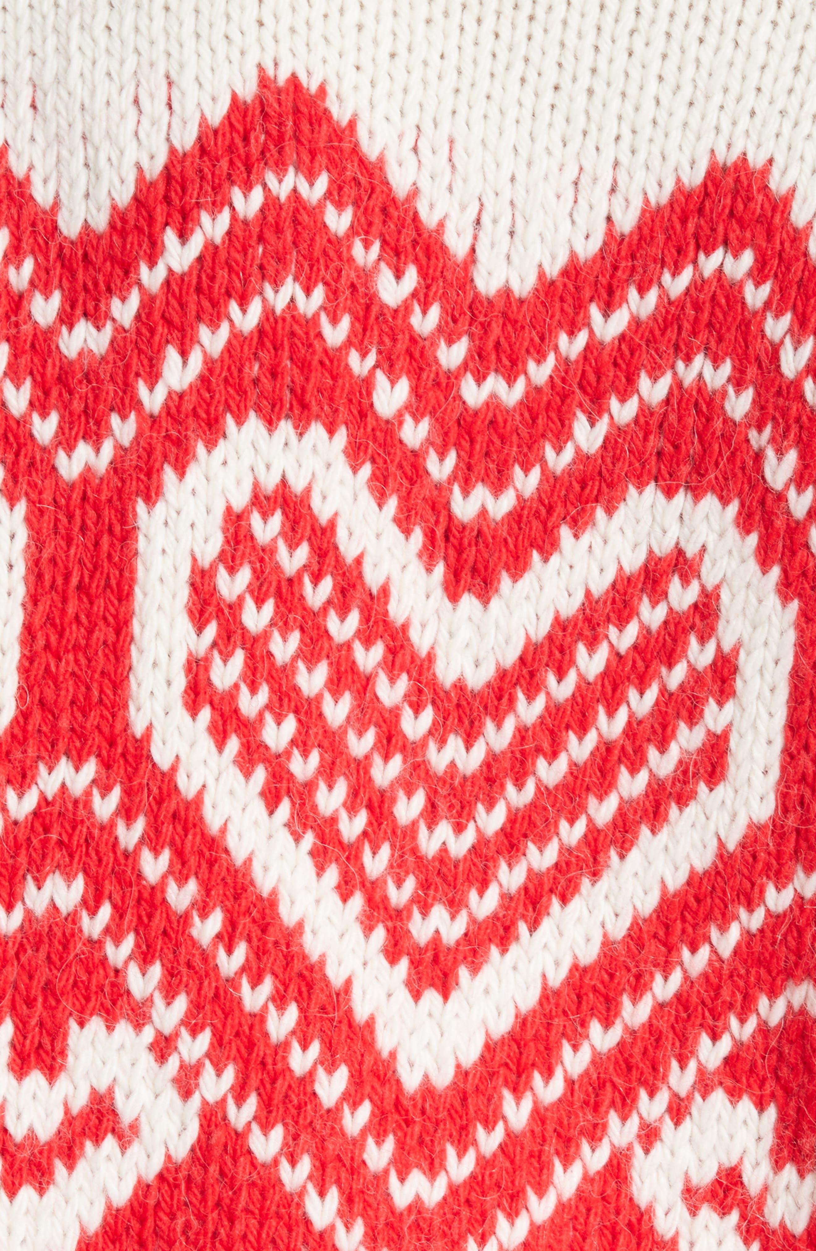 Alternate Image 5  - Free People I Heart You Sweater