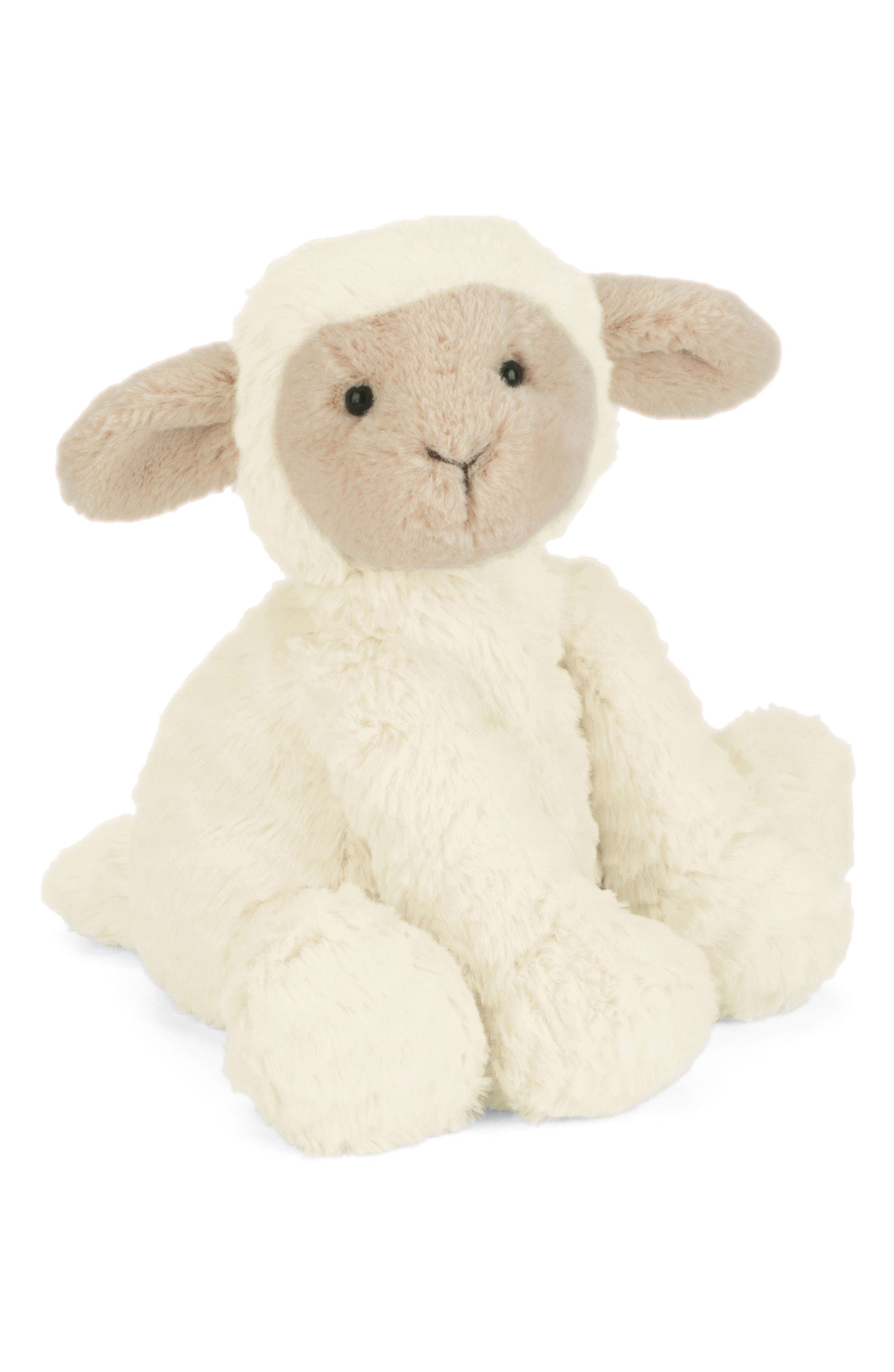 Jellycat 'Fuddlewuddle Lamb' Stuffed Animal