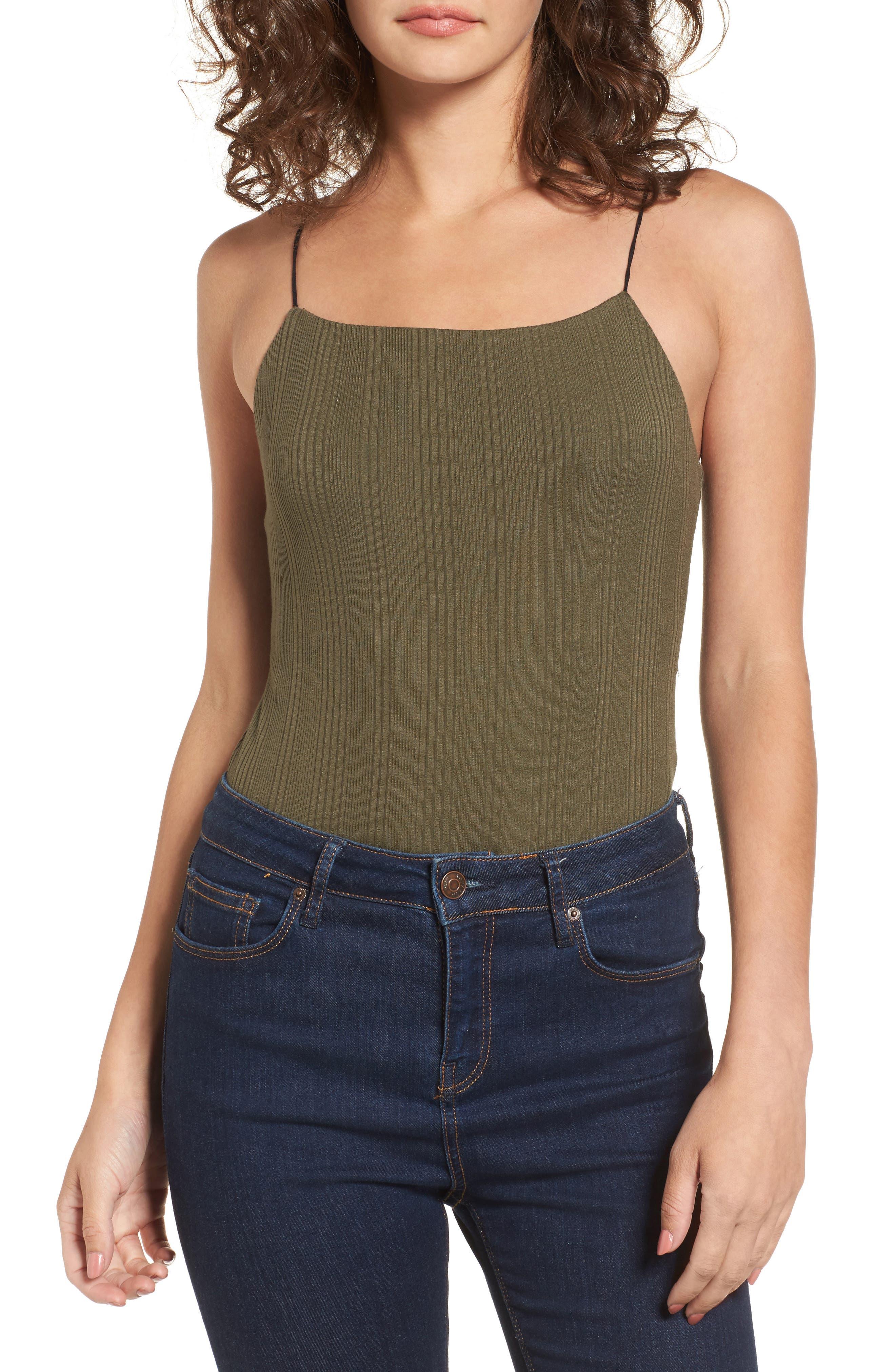 Lush Strappy Bodysuit