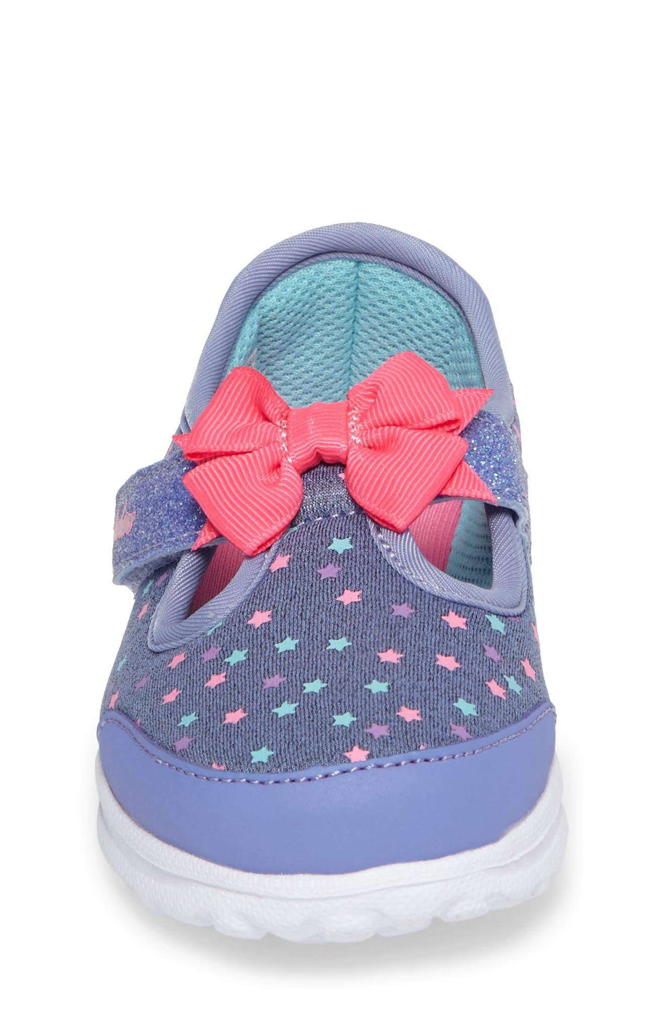 Alternate Image 4  - SKECHERS Go Walk Slip-On Sneaker (Baby, Walker, Toddler & Little Kid)