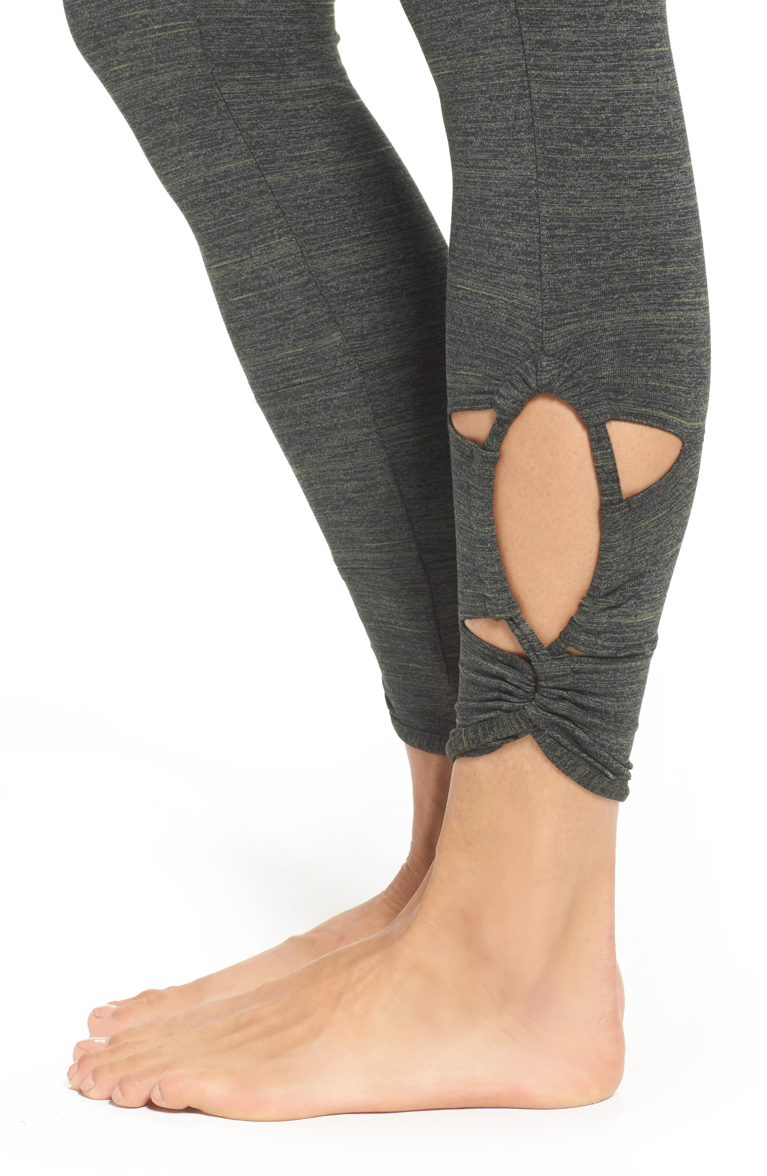 Alternate Image 5  - Free People FP Movement Revolve Leggings