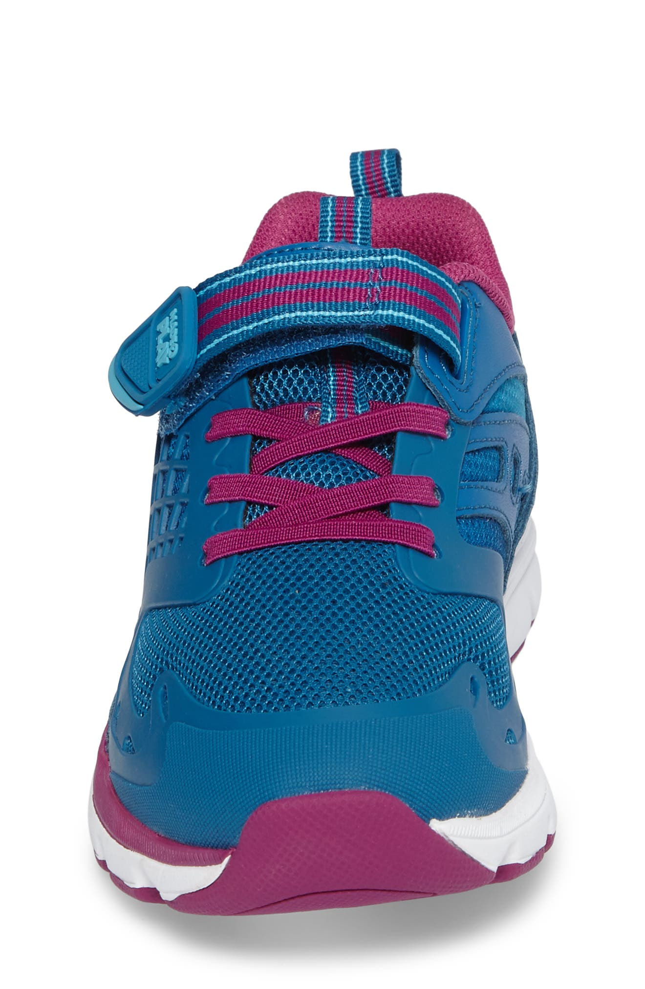 Alternate Image 4  - Stride Rite Made 2 Play® Cannan Sneaker (Baby, Walker, Toddler & Little Kid)