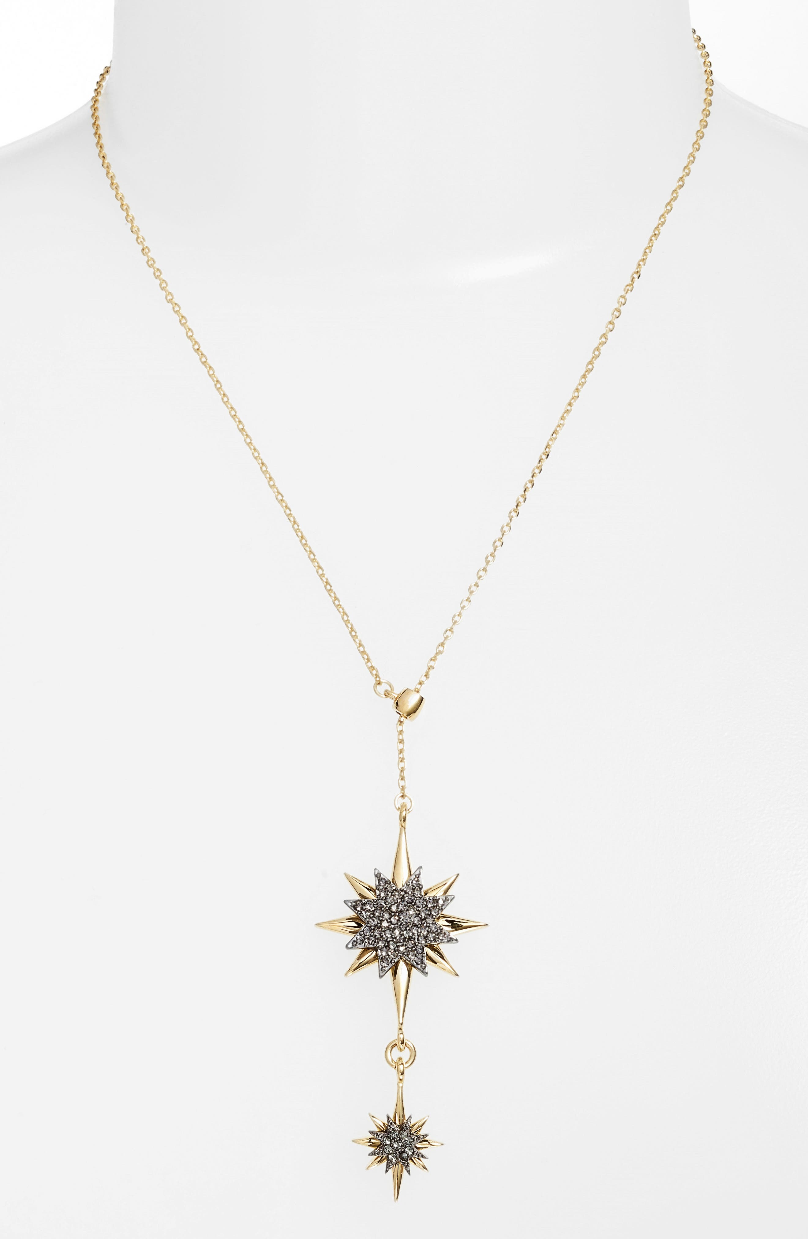 Vince Camuto Crystal Pendant Necklace