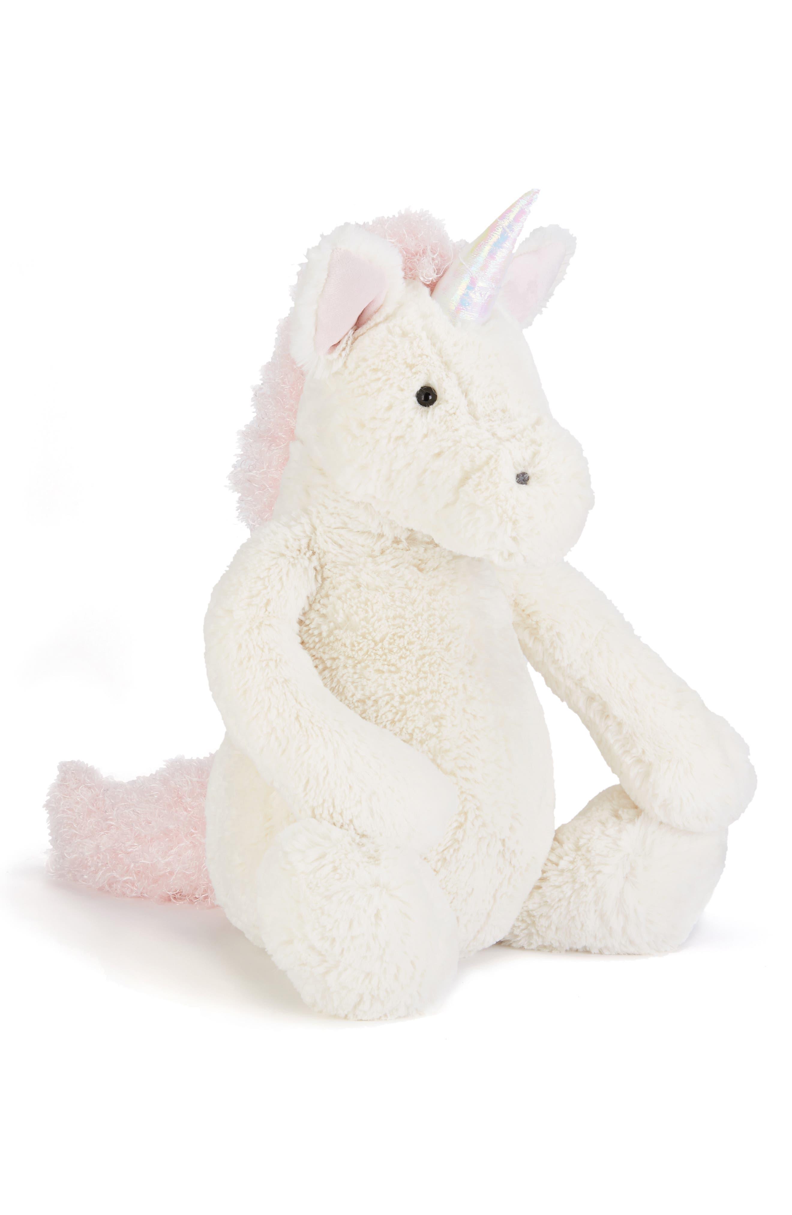 Jellycat 'Huge Bashful Unicorn' Stuffed Animal