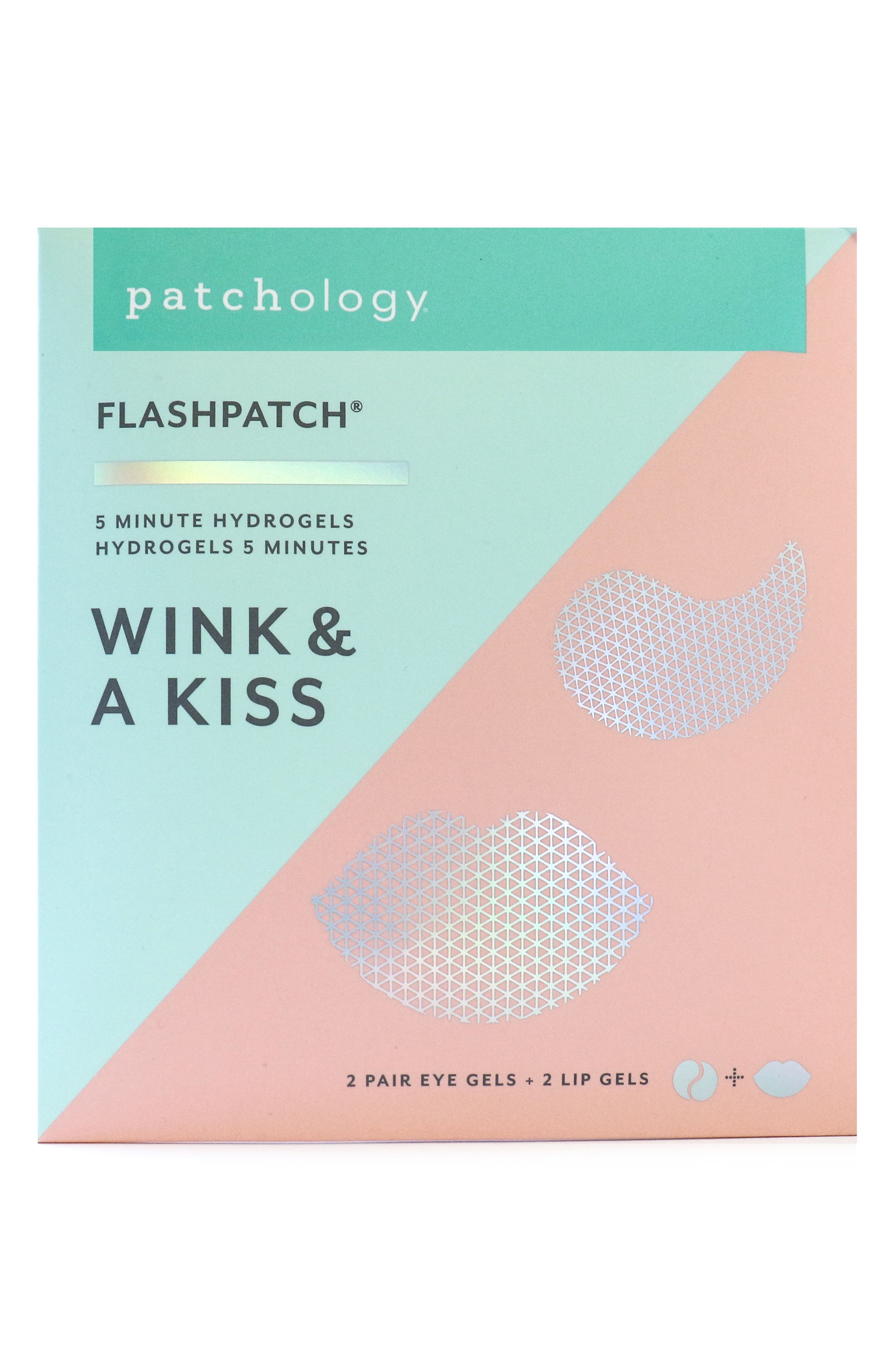 Alternate Image 1 Selected - patchology Wink & a Kiss FlashPatch™ Hydrogels