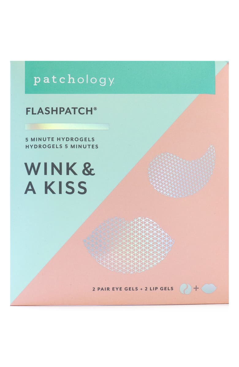 Patchology Wink & a Kiss FlashPatch™ Hydrogels | Nordstrom