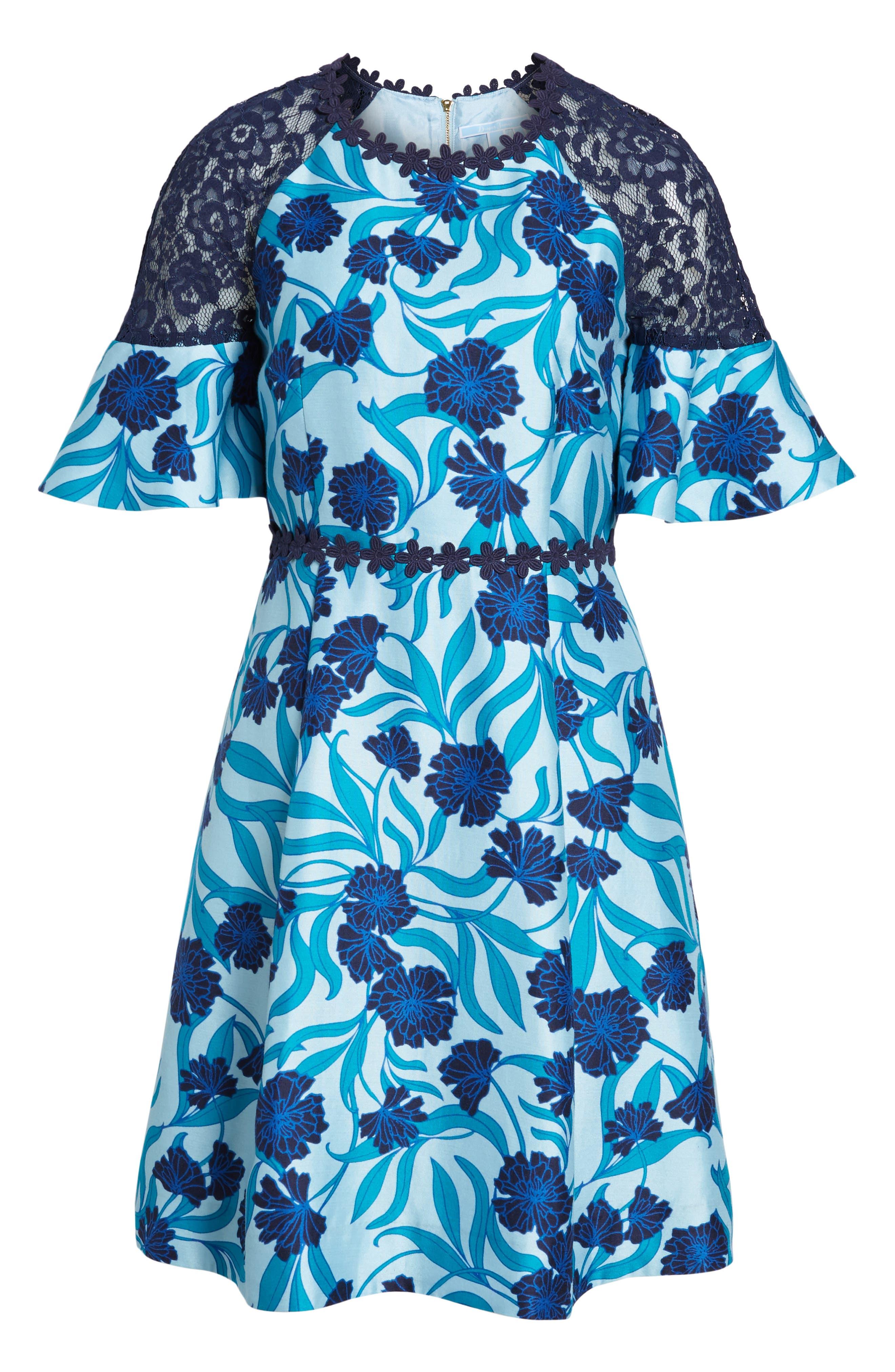 Alternate Image 6  - Draper James Maggie Buttercup Bloom Dress