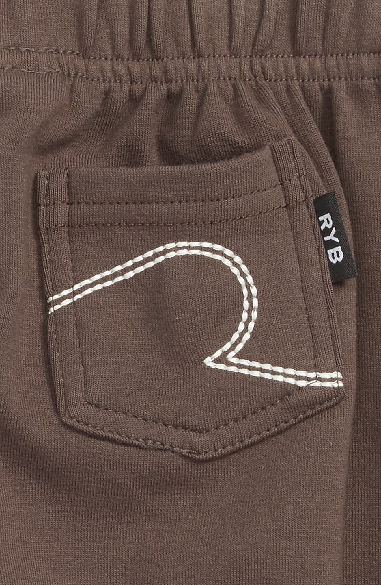 Alternate Image 3  - Rock Your Baby Jogger Pants (Baby Boys)