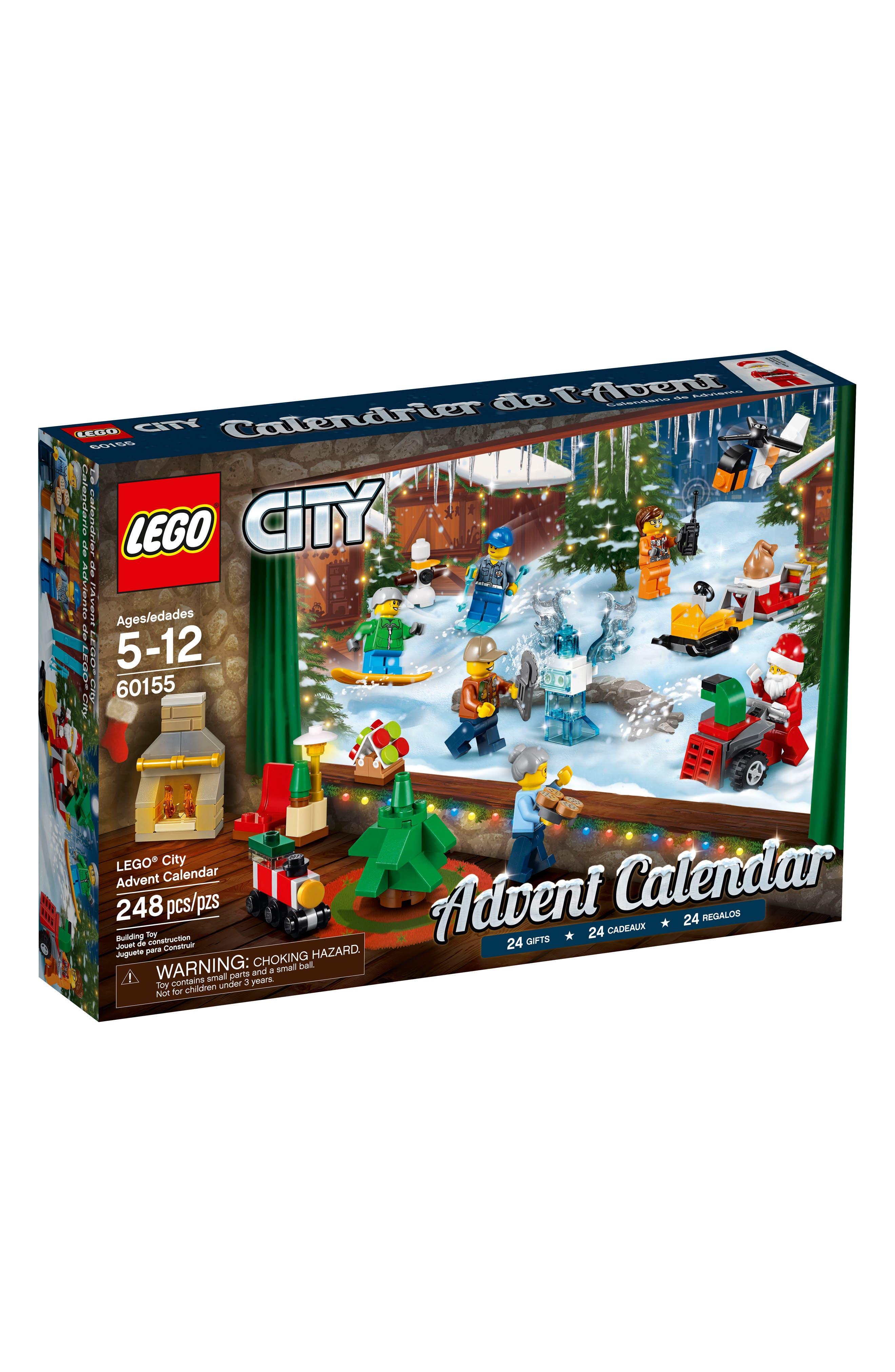 City Advent Calendar - 60155,                         Main,                         color, Multi